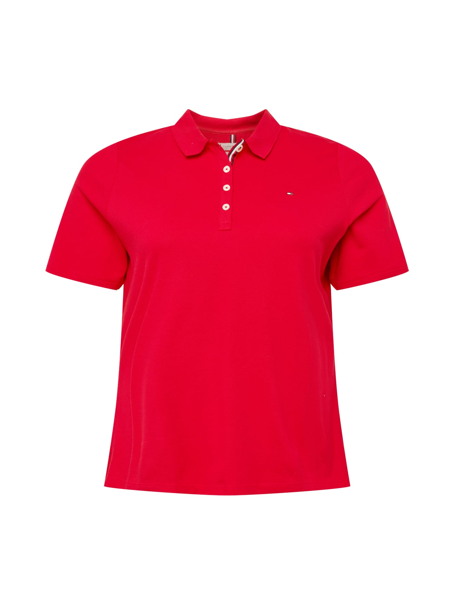 Tommy Hilfiger Curve Marškinėliai raudona