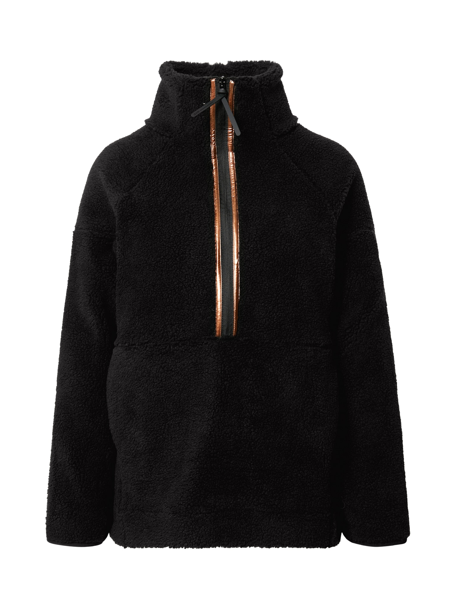 CMP Sportovní svetr  černá