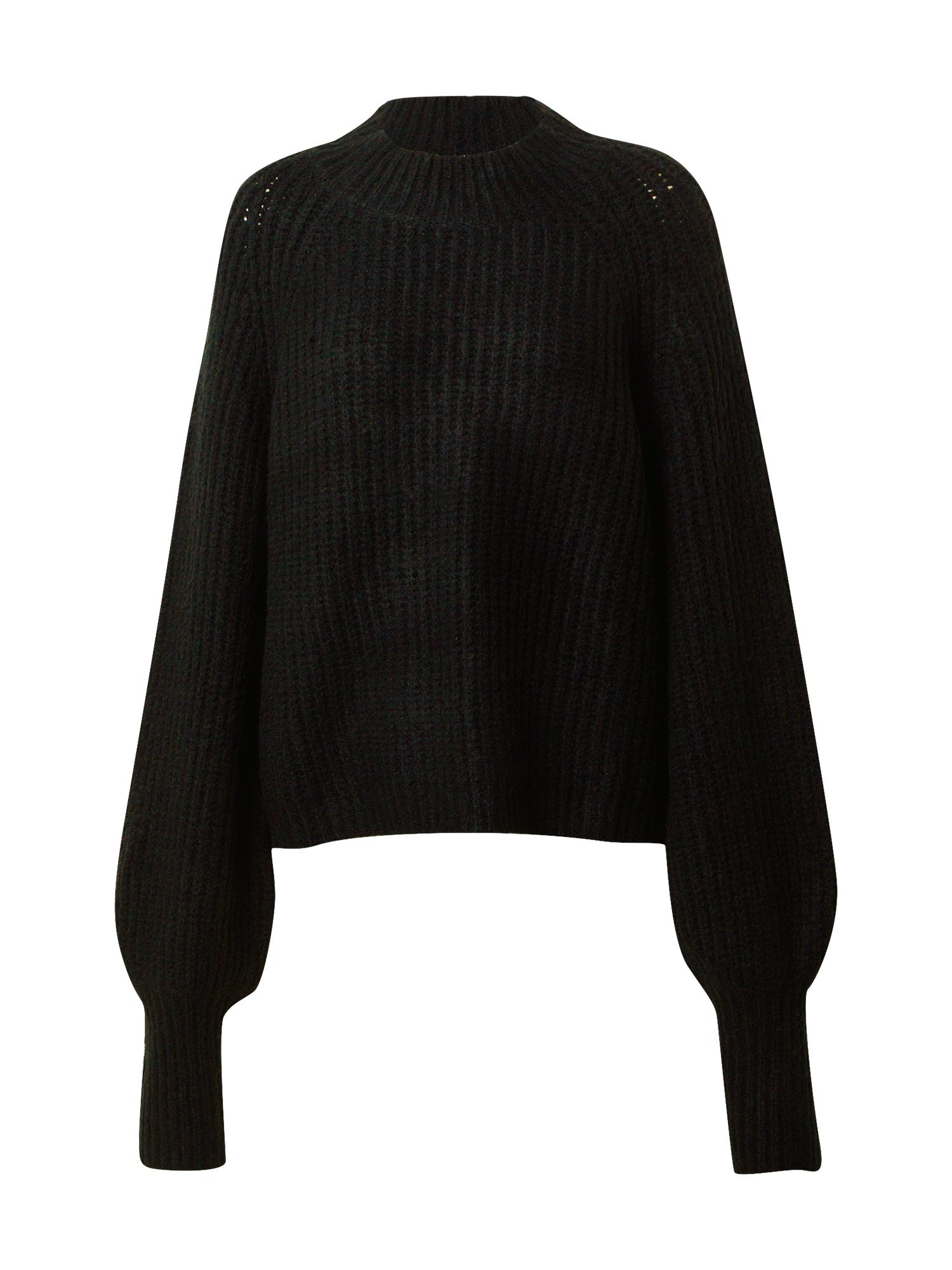 Funky Buddha Megztinis juoda