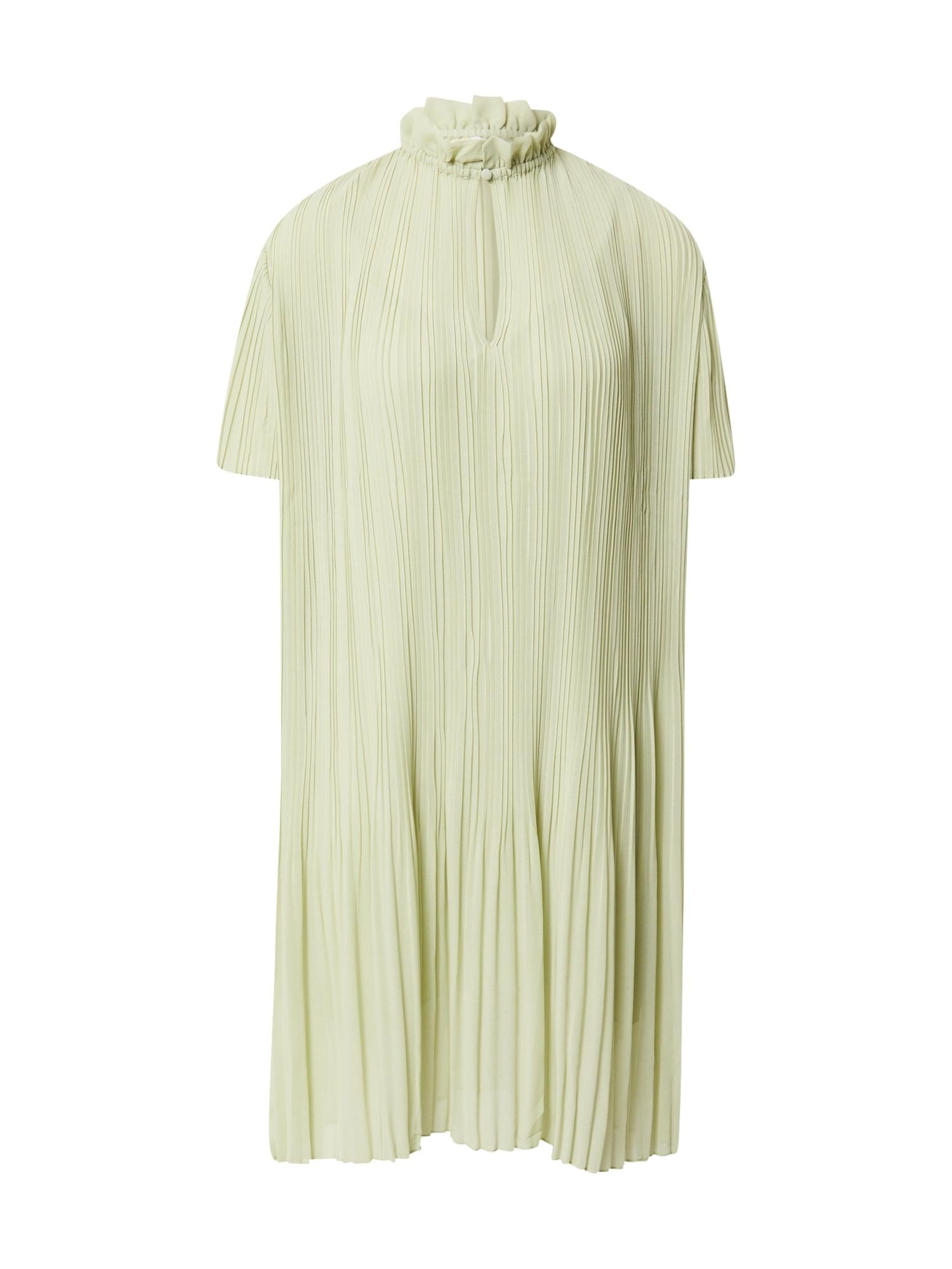 Samsoe Samsoe Kokteilinė suknelė pastelinė žalia