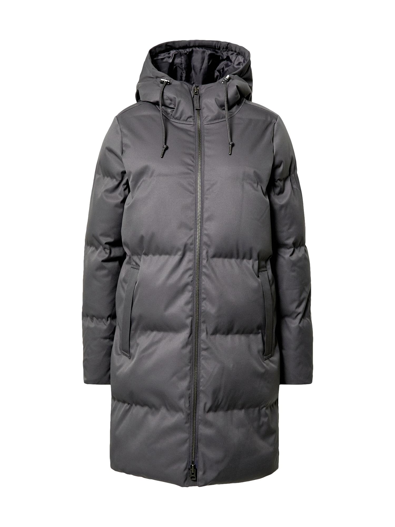 Derbe Přechodný kabát 'Stove Girls'  šedá