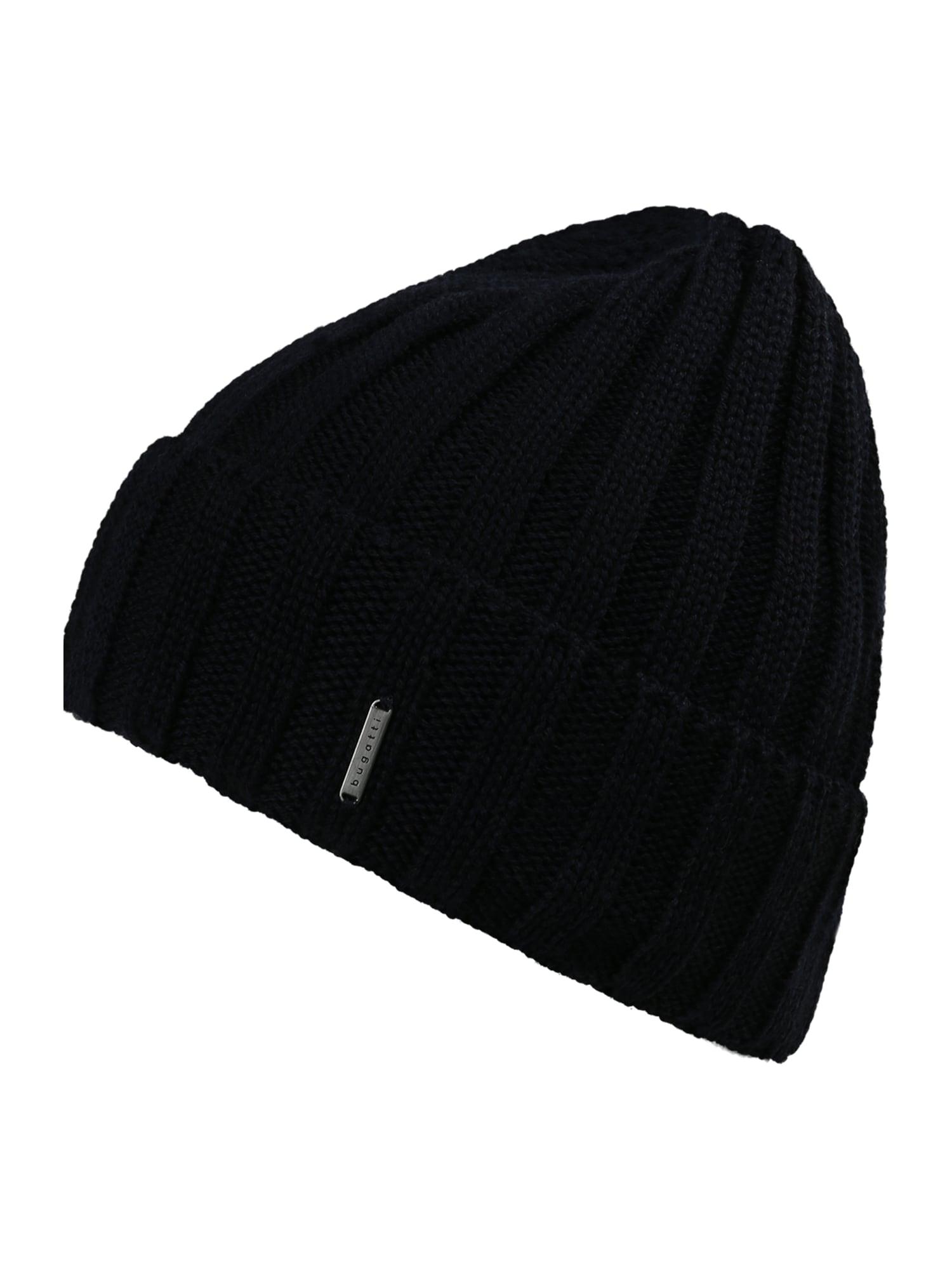 bugatti Megzta kepurė tamsiai mėlyna