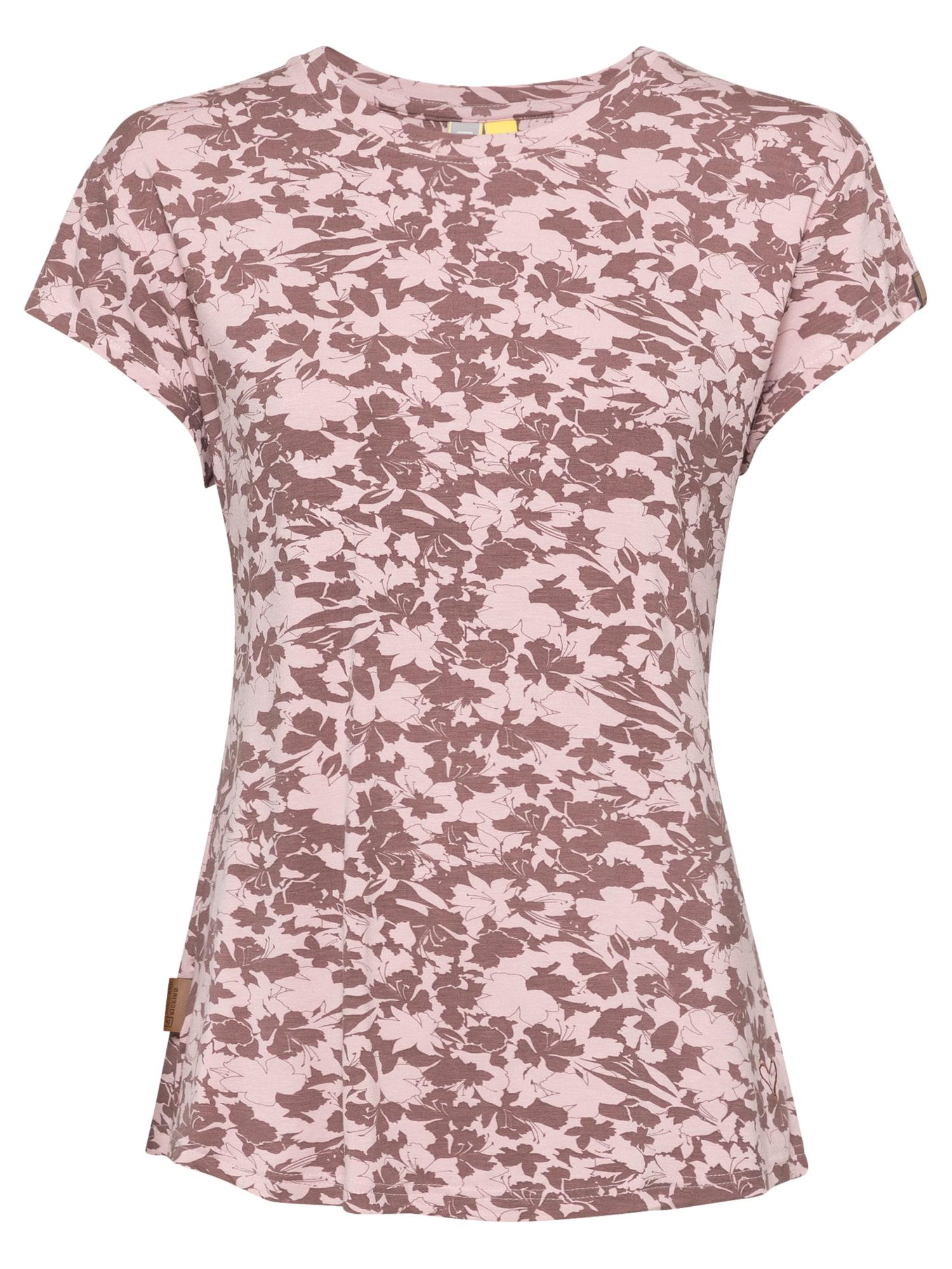 Alife and Kickin Marškinėliai avietinė / šviesiai rožinė