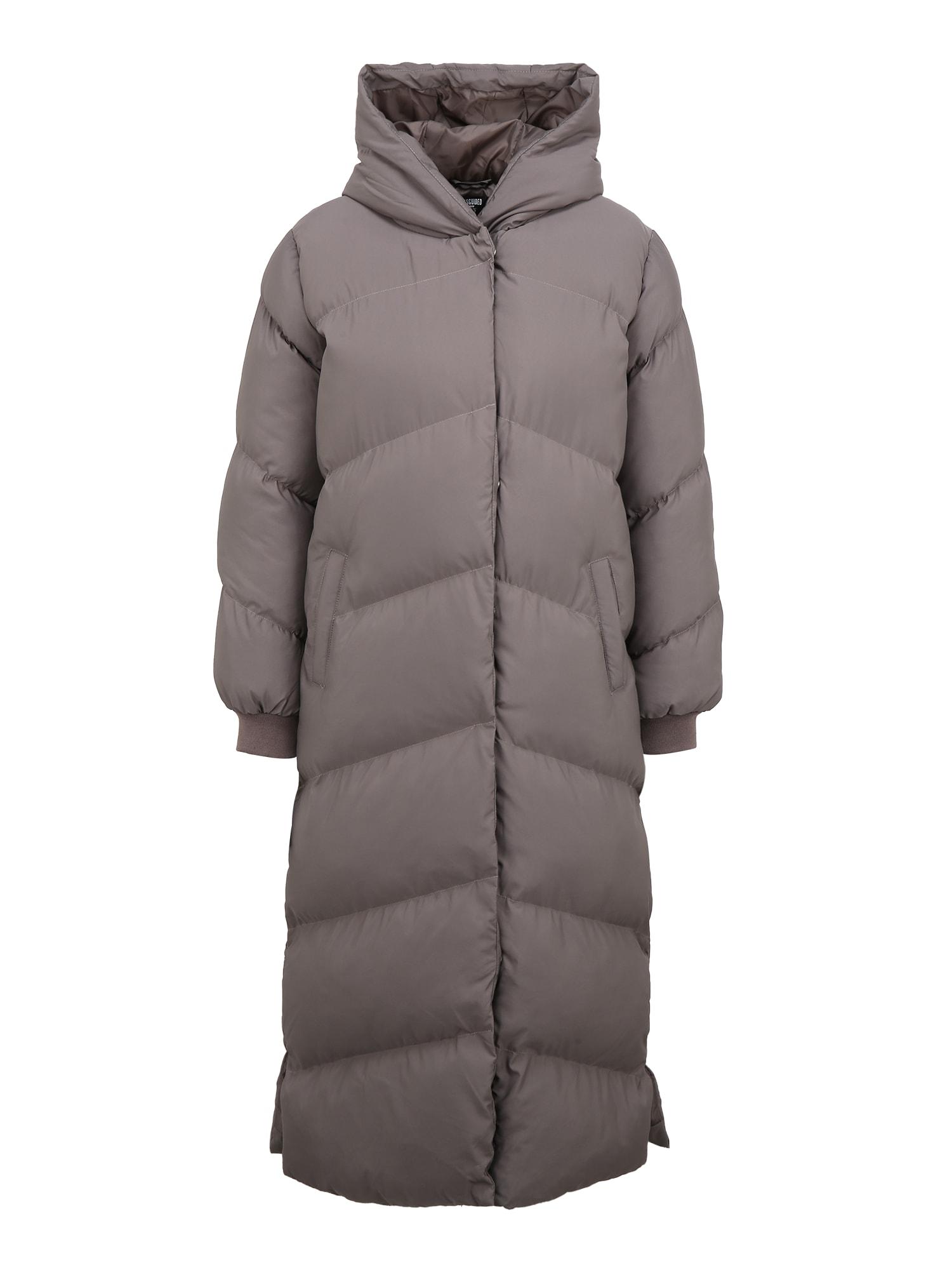 Missguided (Petite) Žieminis paltas pilka