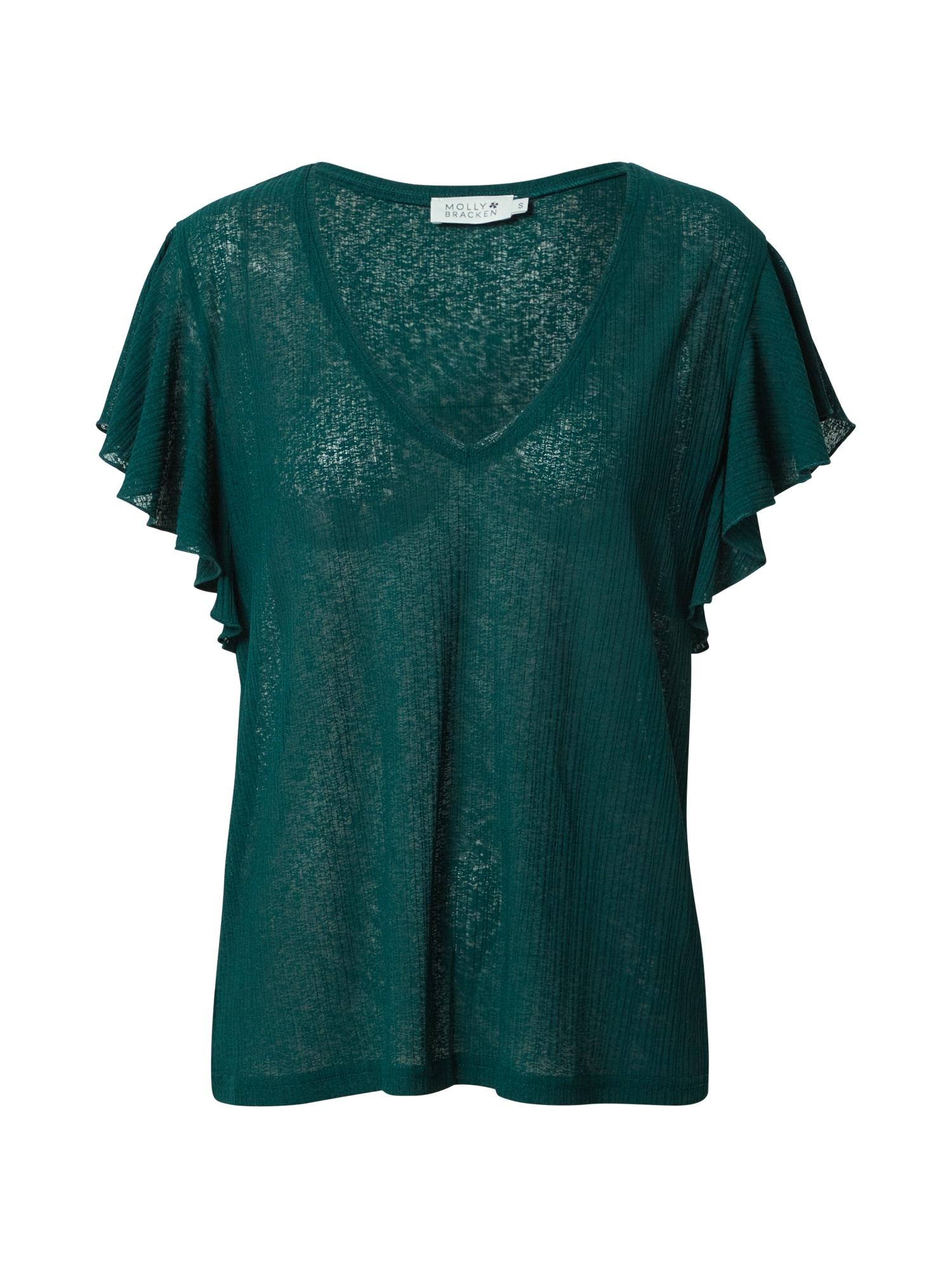 Molly BRACKEN Marškinėliai tamsiai žalia
