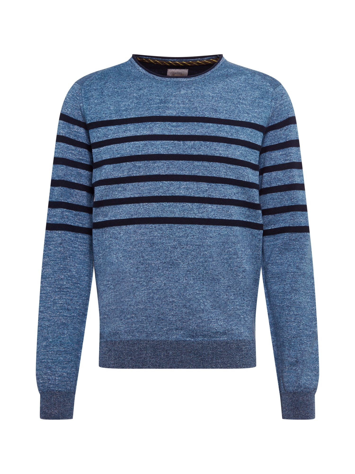 CAMEL ACTIVE Megztinis mėlyna / juoda