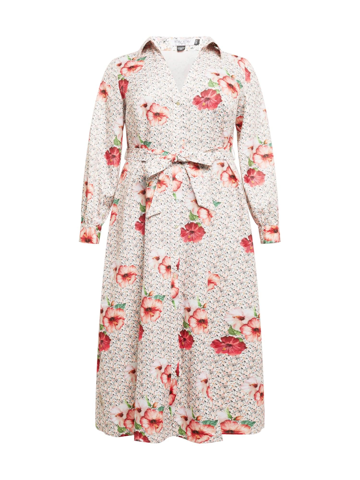 Chi Chi Curve Palaidinės tipo suknelė