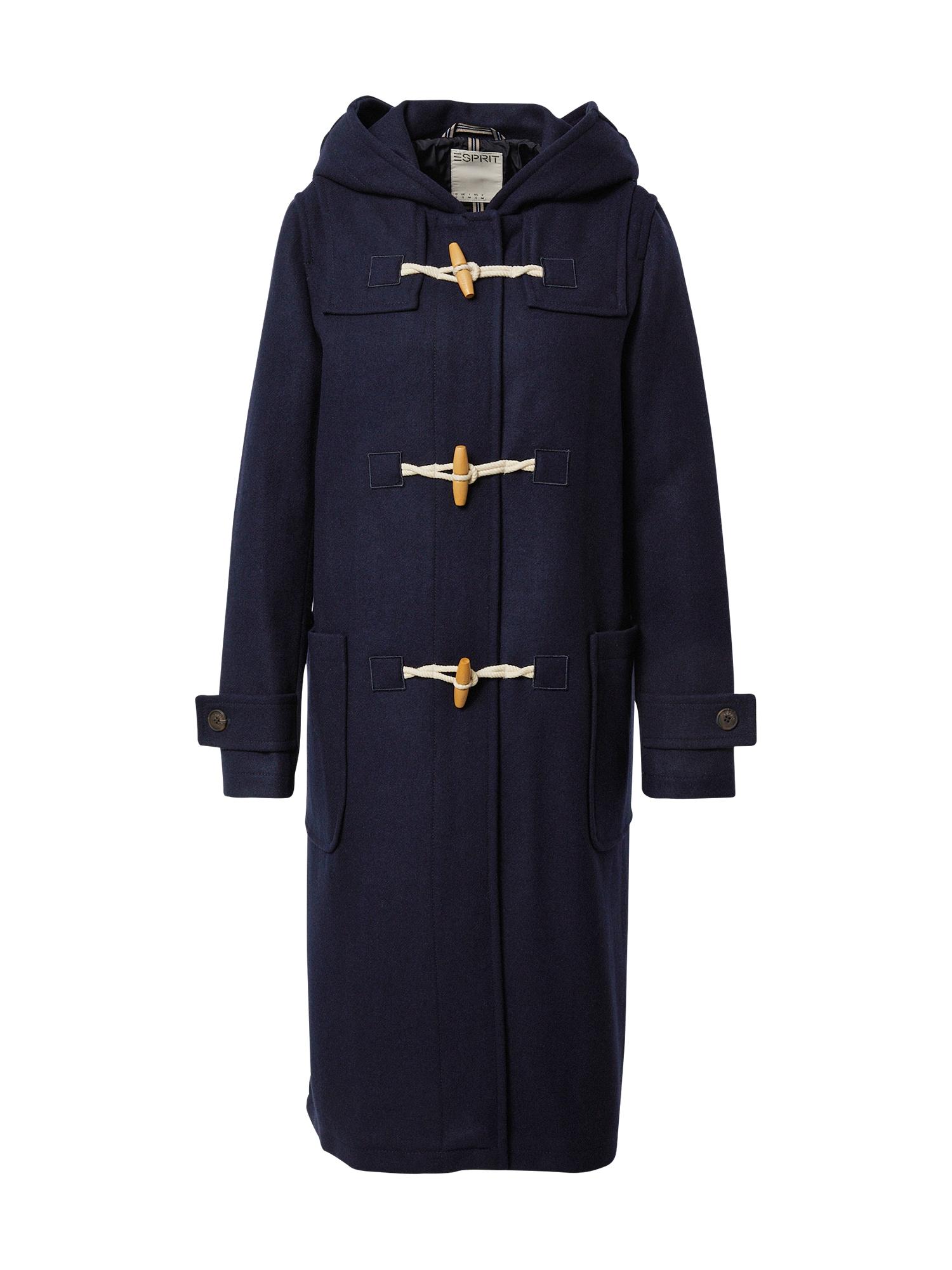 ESPRIT Přechodný kabát  námořnická modř