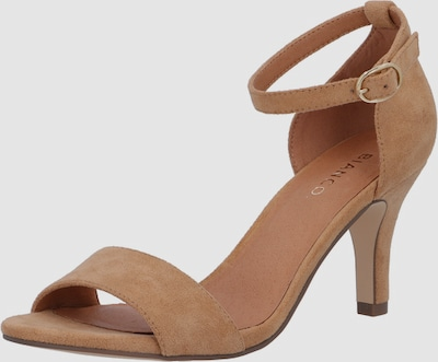 Sandały z rzemykami 'Adore'