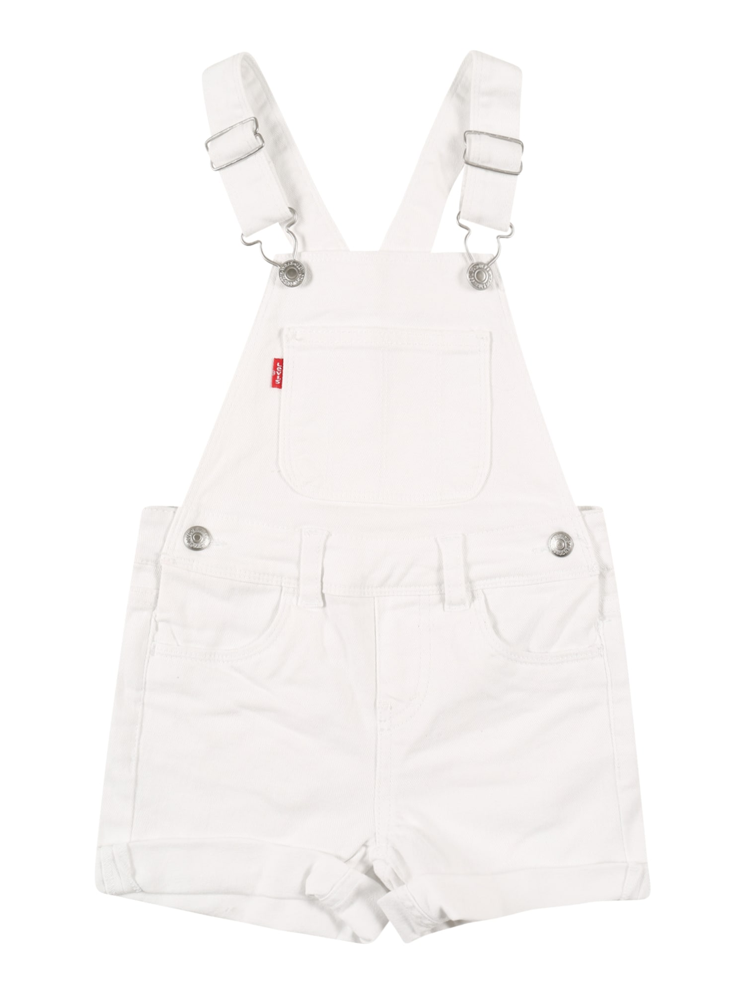 LEVI'S Laclové kalhoty  bílá