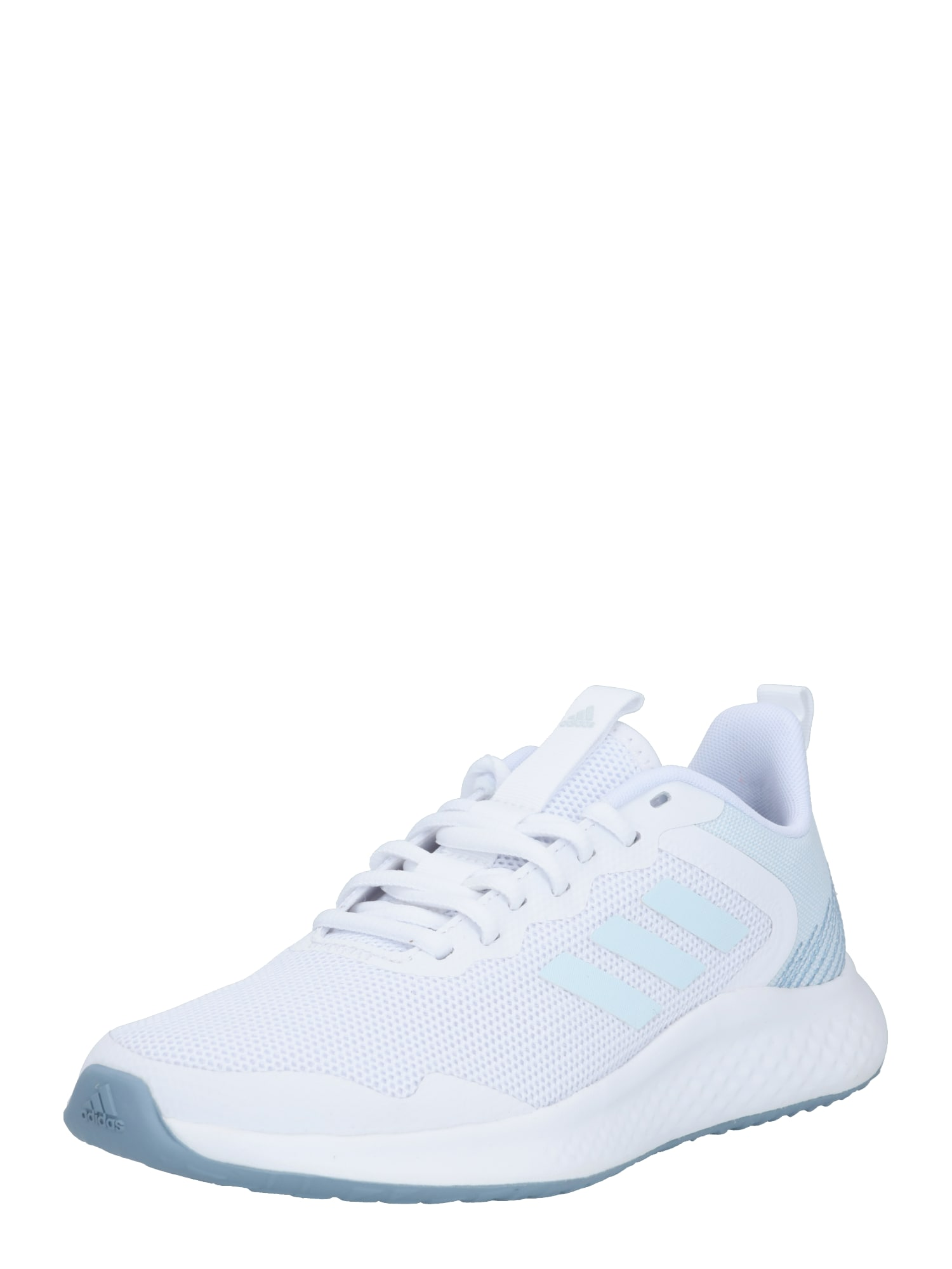 ADIDAS PERFORMANCE Běžecká obuv 'Fluidstreet'  bílá