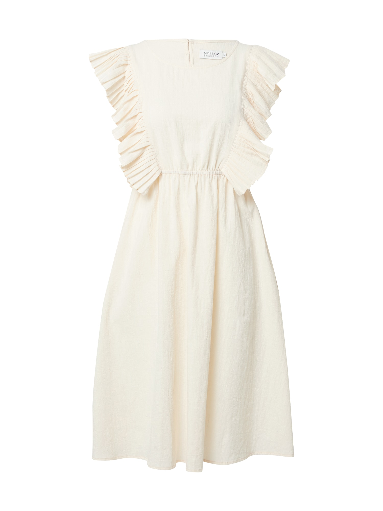 Molly BRACKEN Suknelė kremo