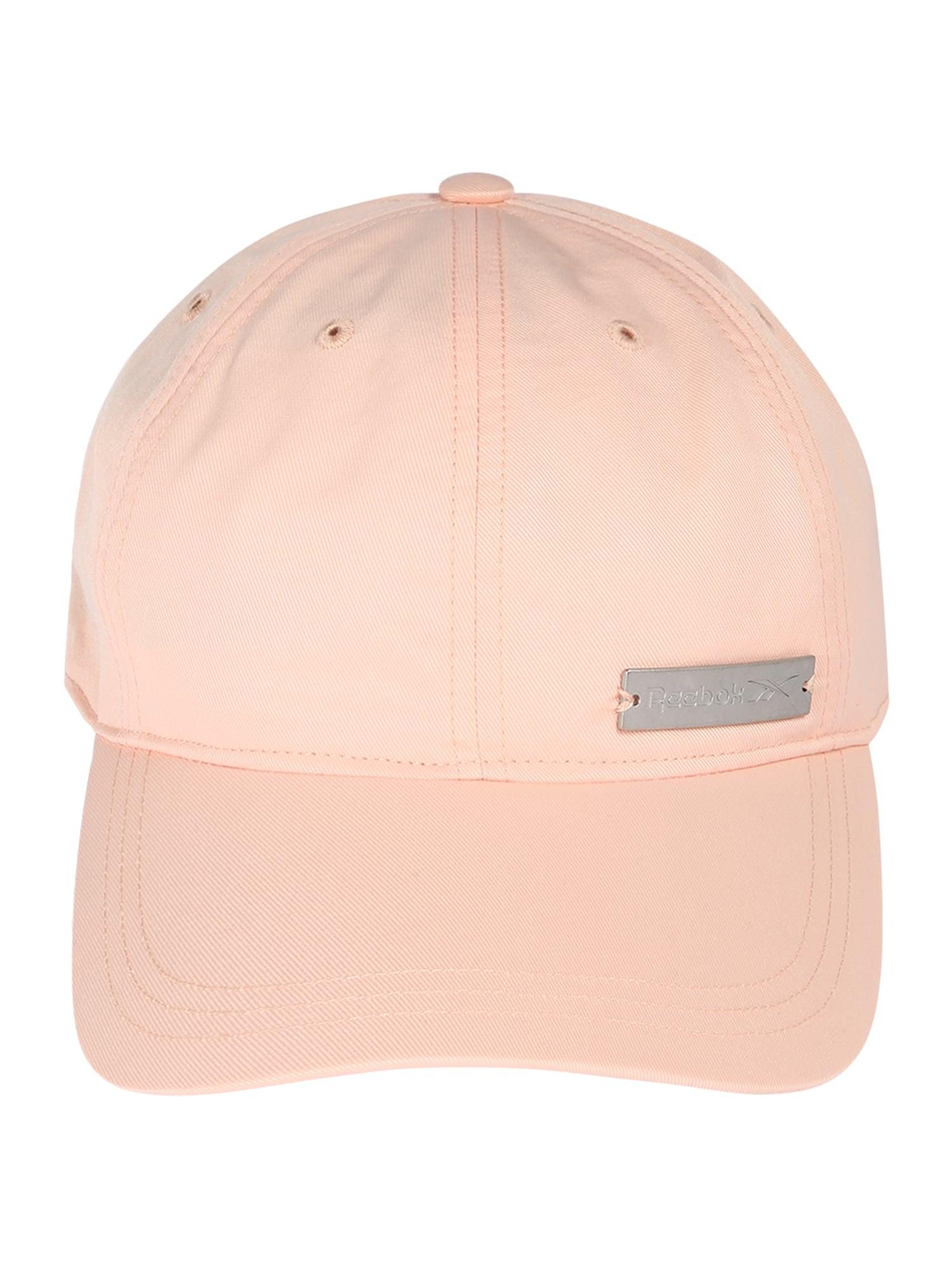 REEBOK Sportinė kepurė lašišų spalva