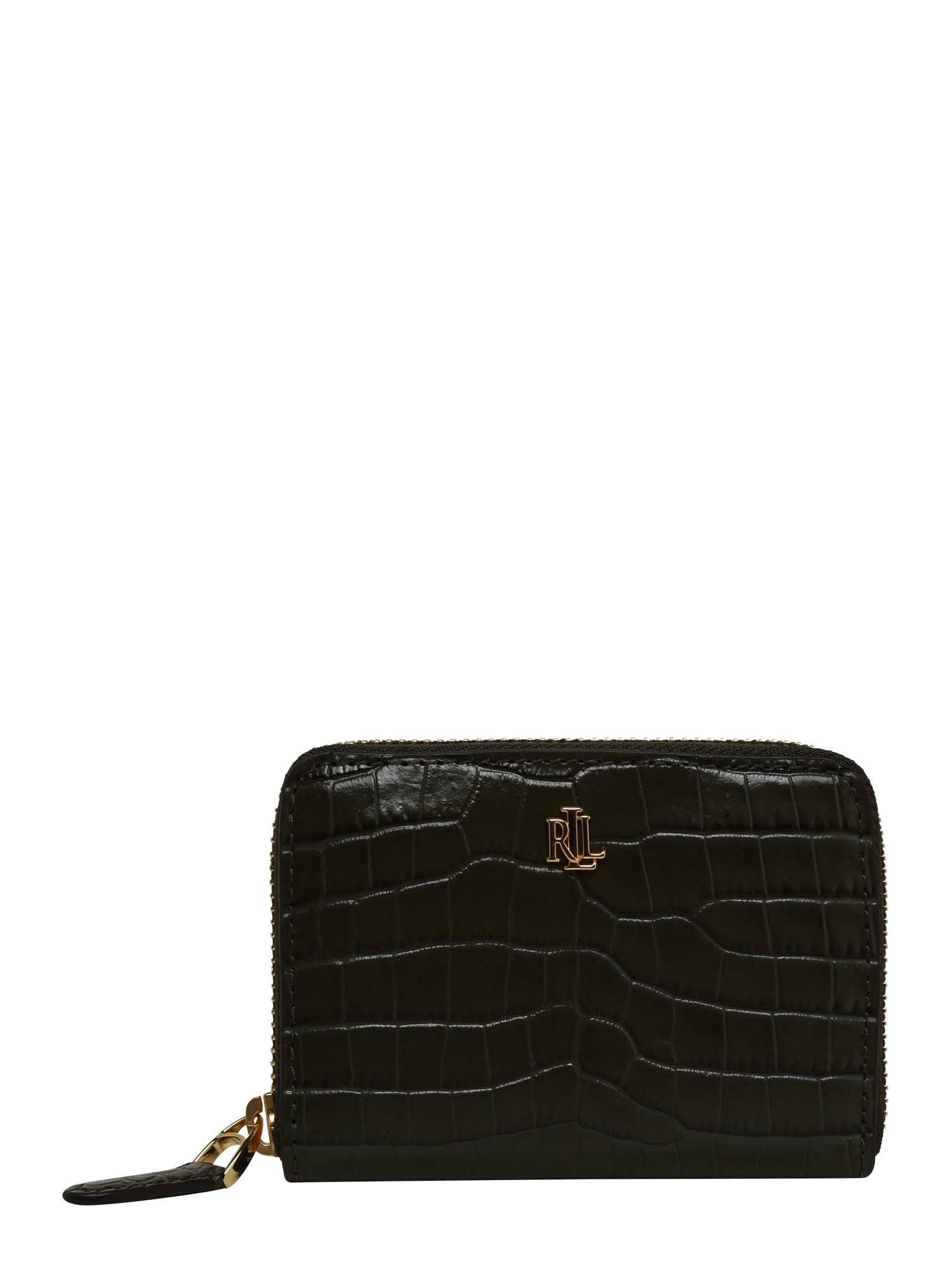 Lauren Ralph Lauren Peněženka  černá