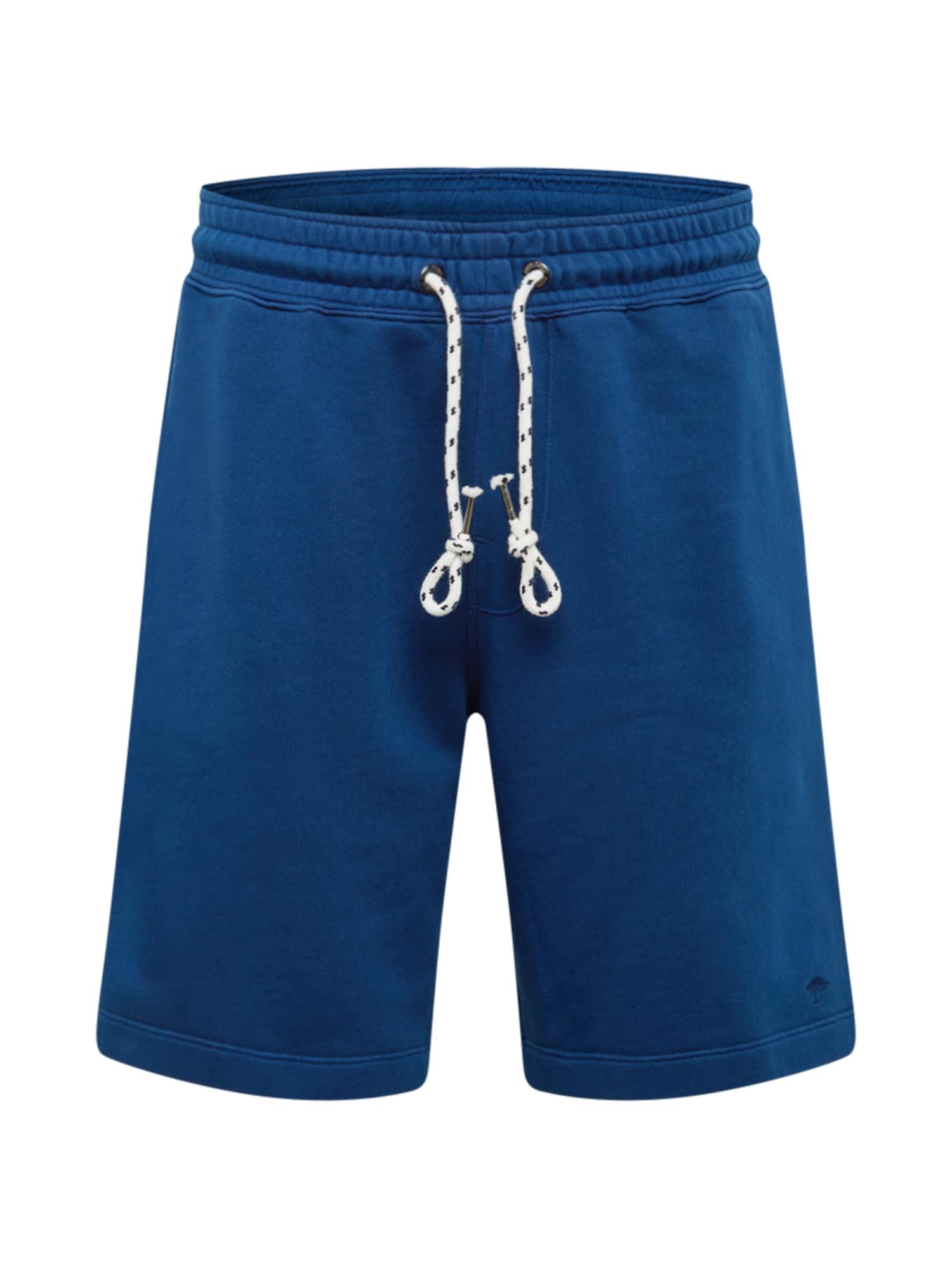 FYNCH-HATTON Kelnės 'CmiA' tamsiai mėlyna / balta