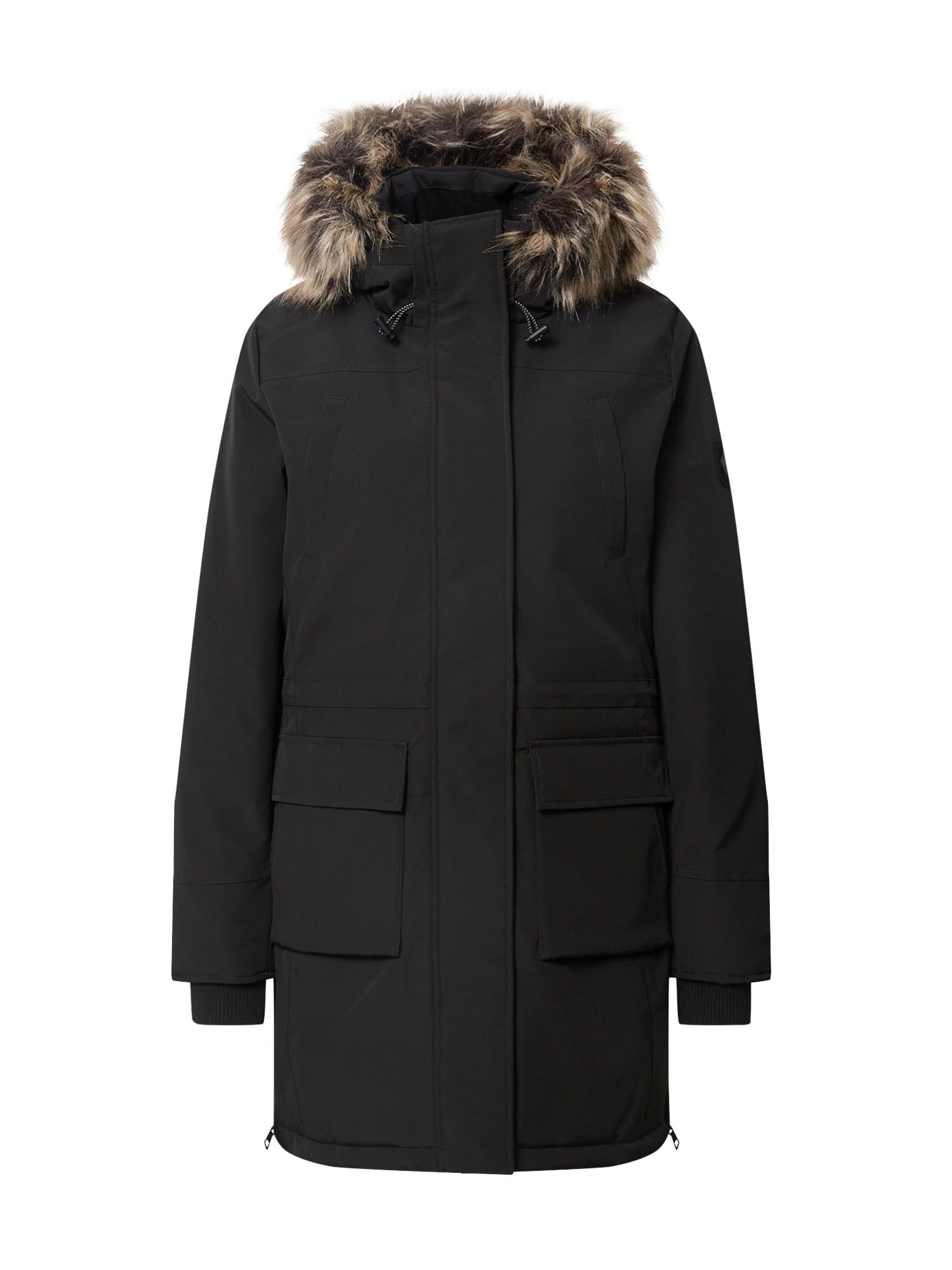 ONLY Zimná bunda  čierna