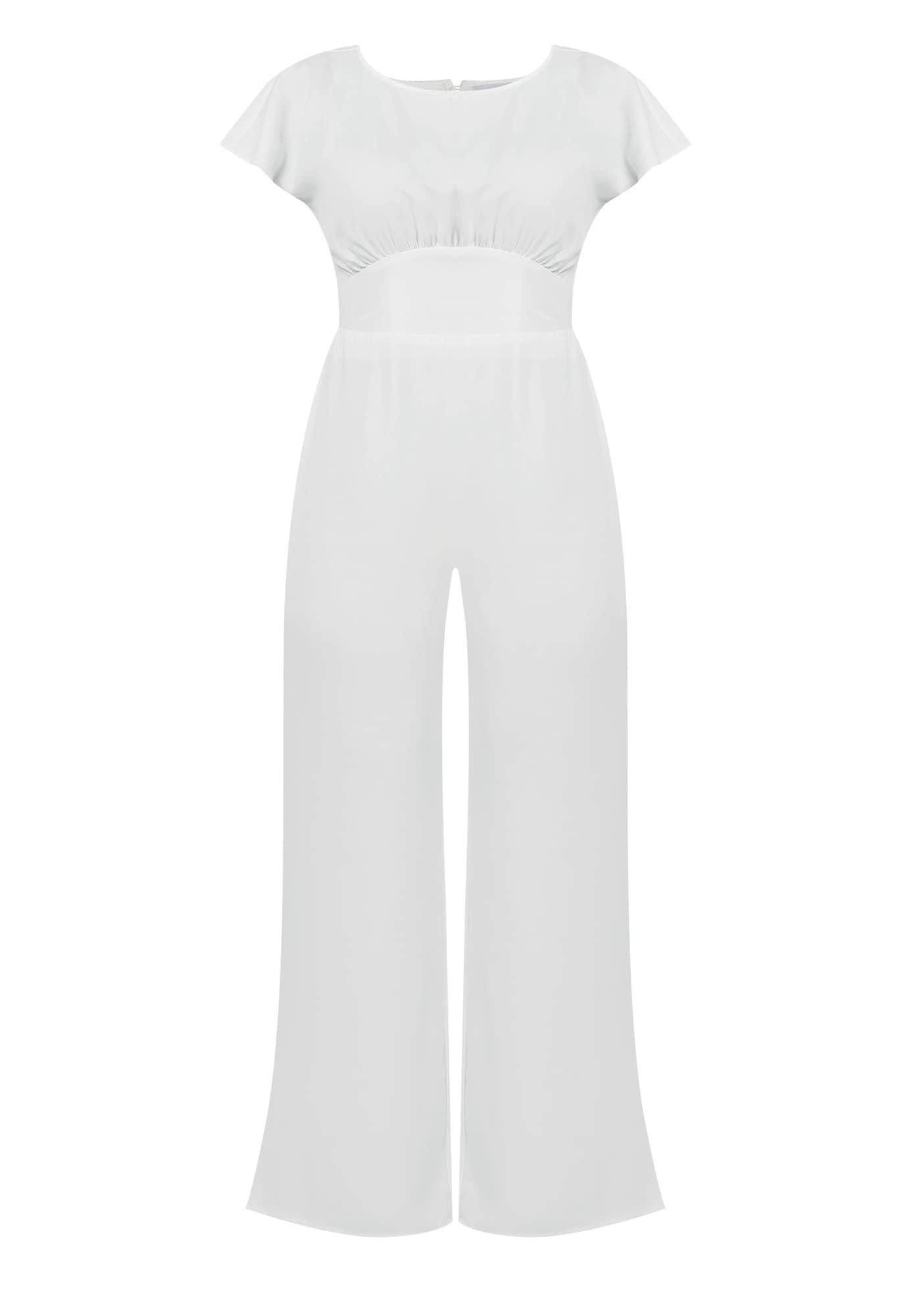 usha WHITE LABEL Vienos dalies kostiumas balta