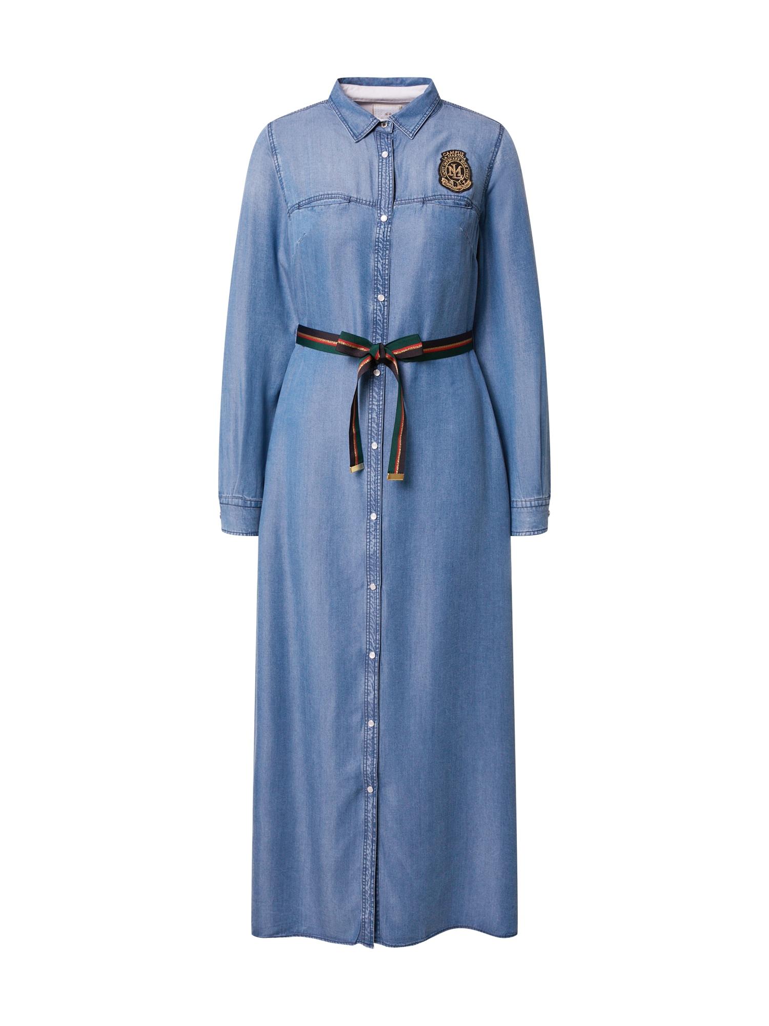 La Martina Palaidinės tipo suknelė mėlyna
