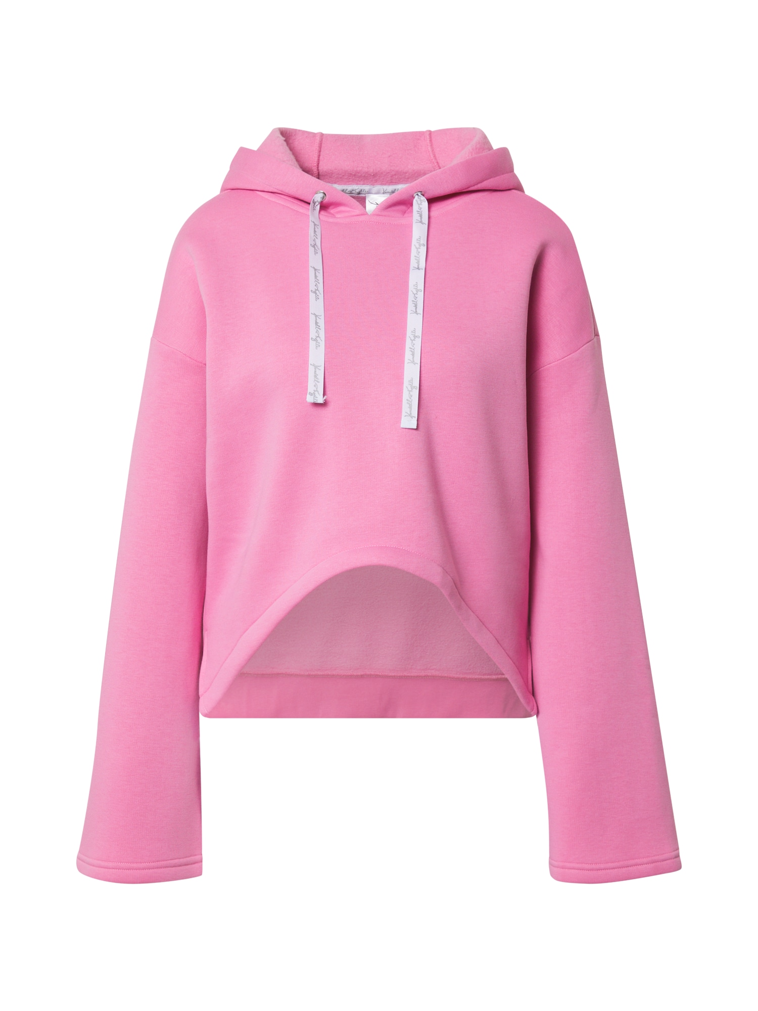 KENDALL + KYLIE Mikina  pink