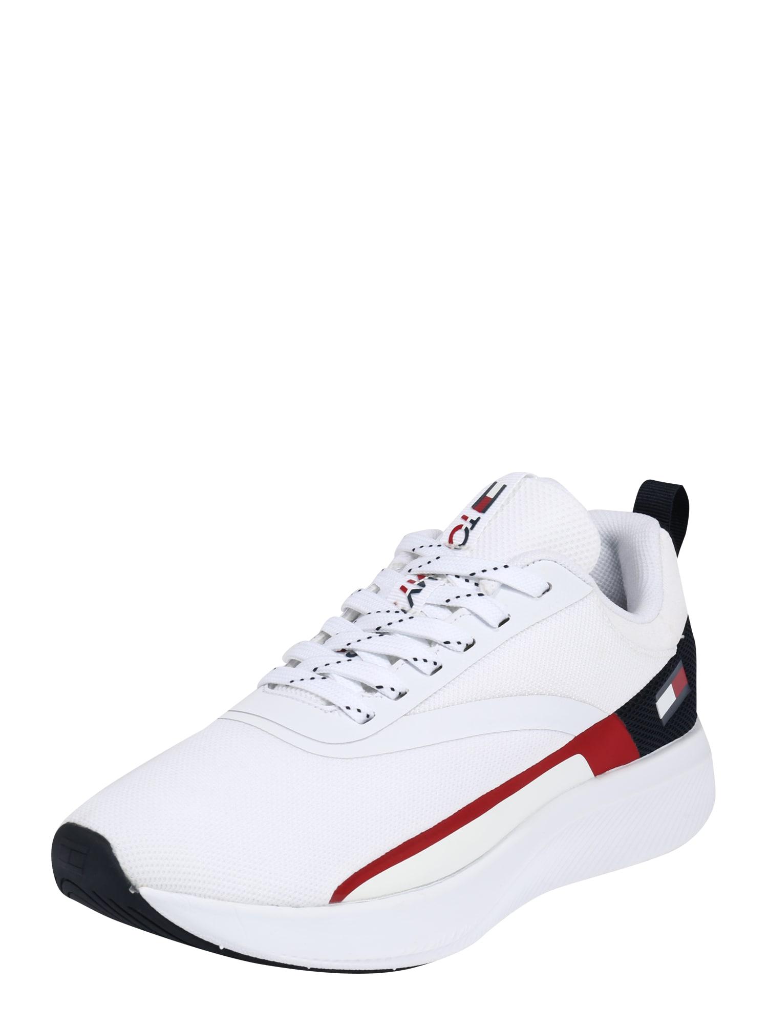 Tommy Sport Sportiniai batai balta / mišrios spalvos