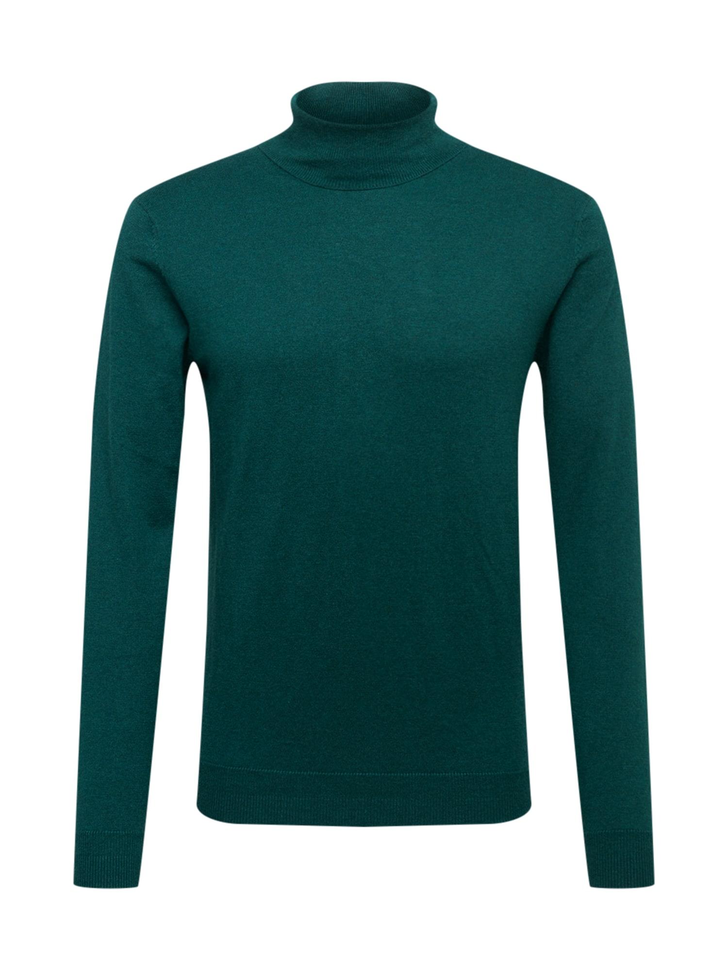 ESPRIT Megztinis tamsiai žalia
