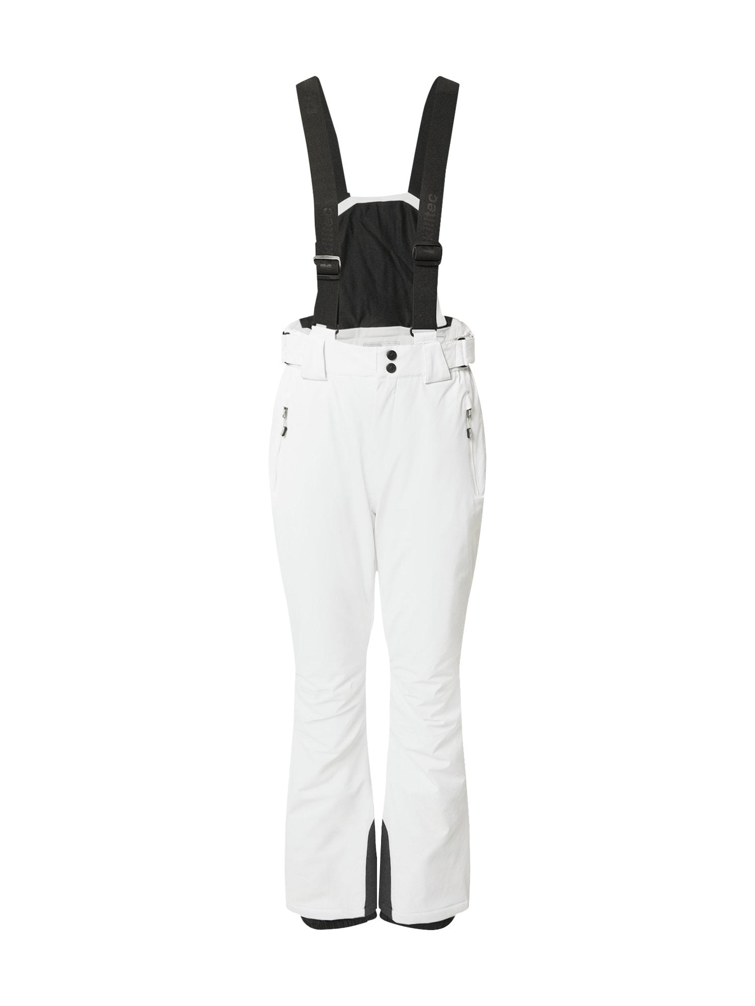 KILLTEC Sportovní kalhoty 'Rhalia'  bílá