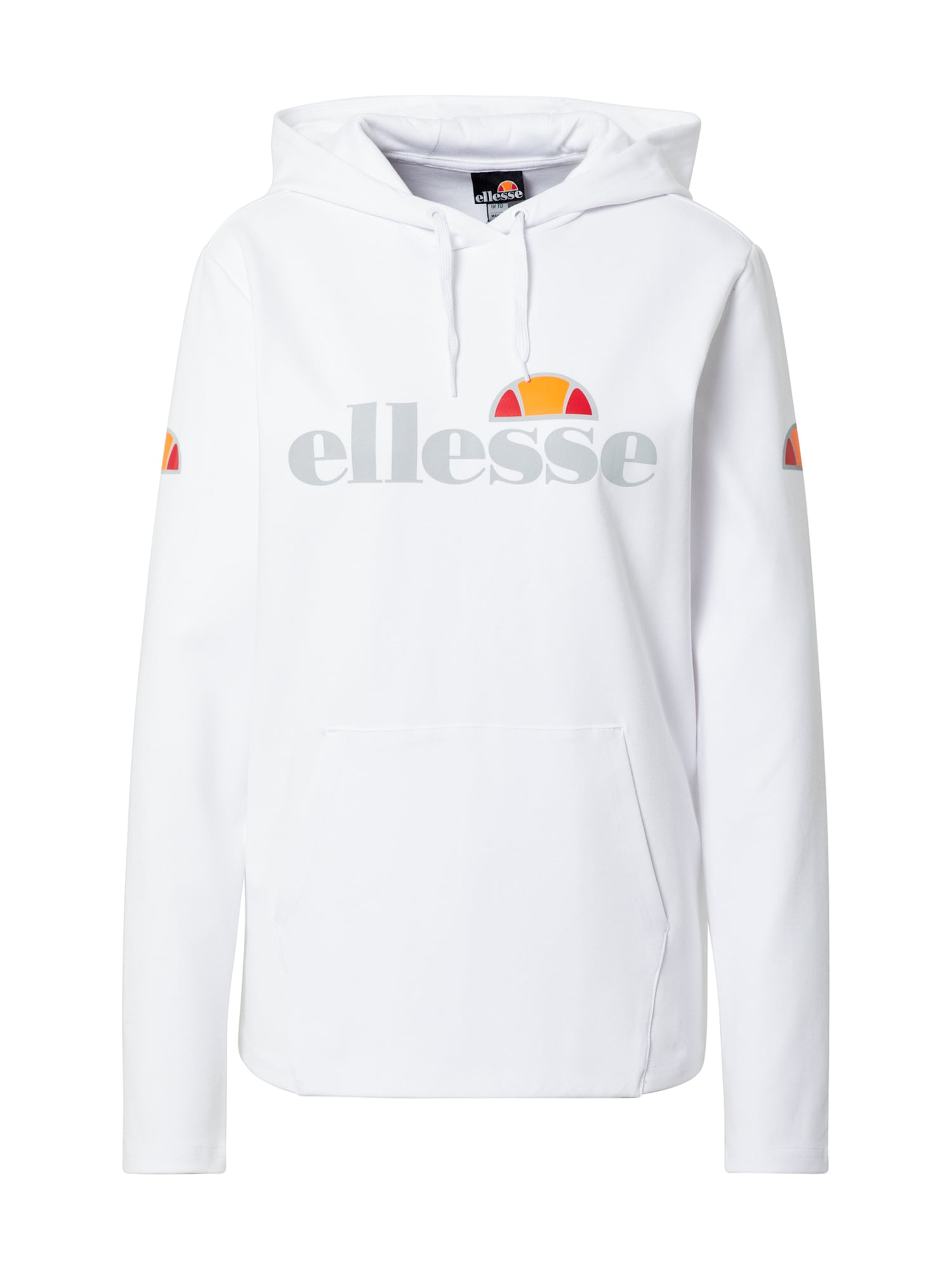 ELLESSE Sportinio tipo megztinis balta / geltona / pilka / raudona
