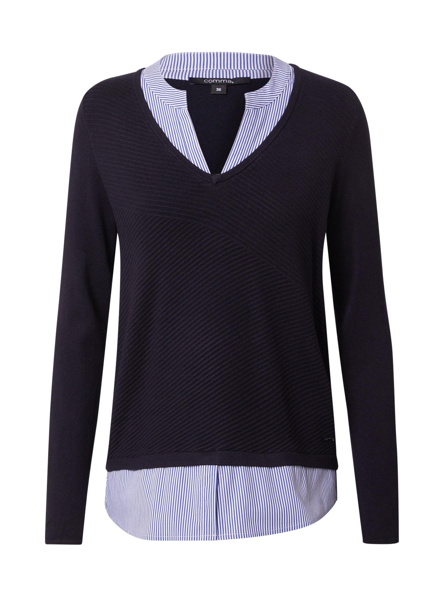 COMMA Megztinis mišrios spalvos