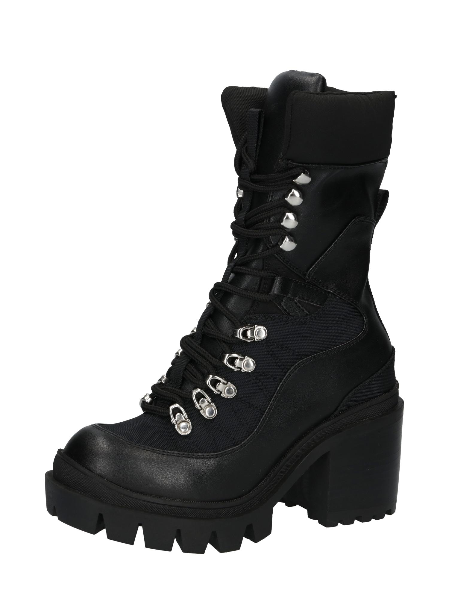 Jeffrey Campbell Suvarstomieji kulkšnis dengiantys batai