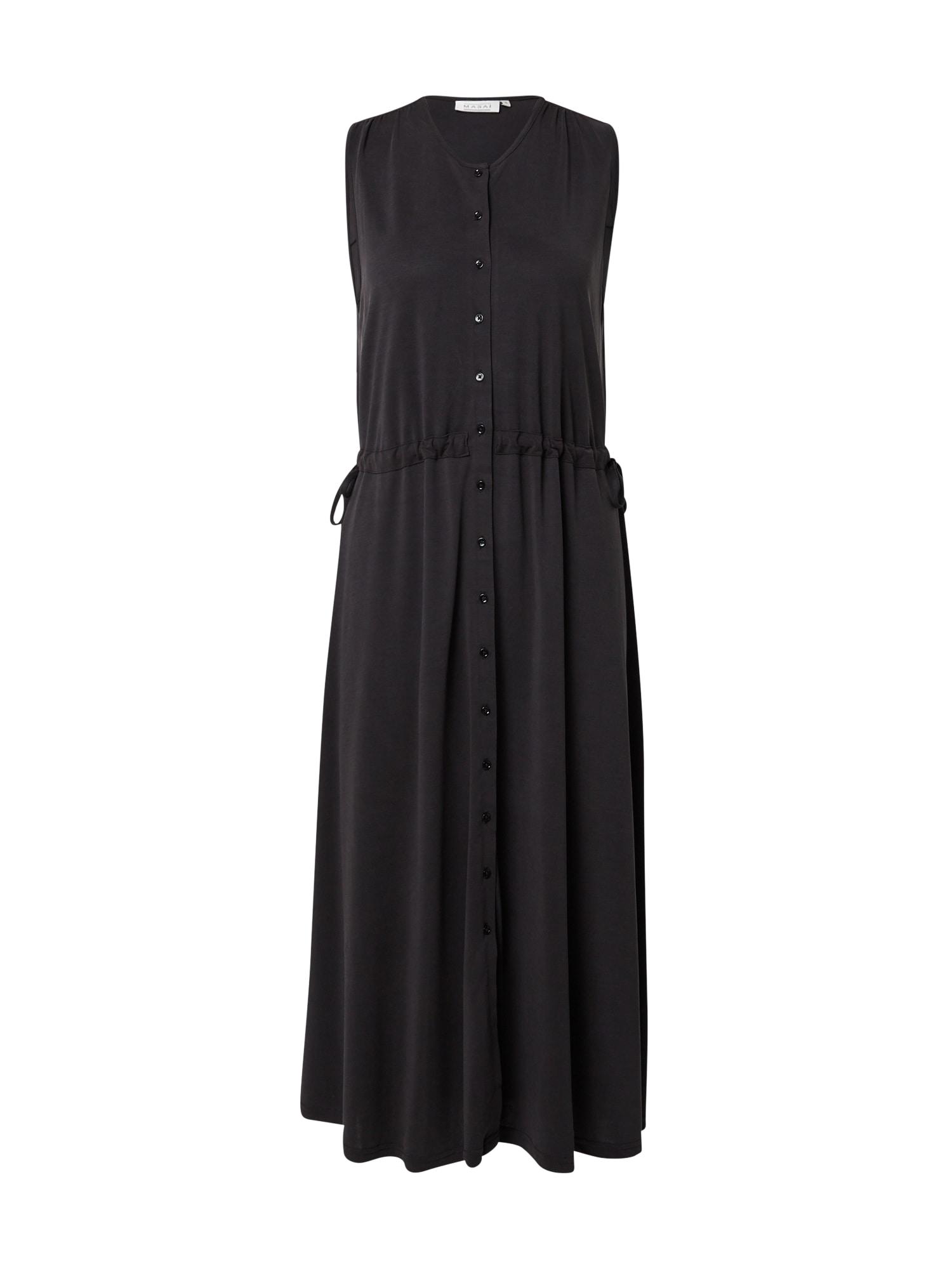 Masai Palaidinės tipo suknelė juoda