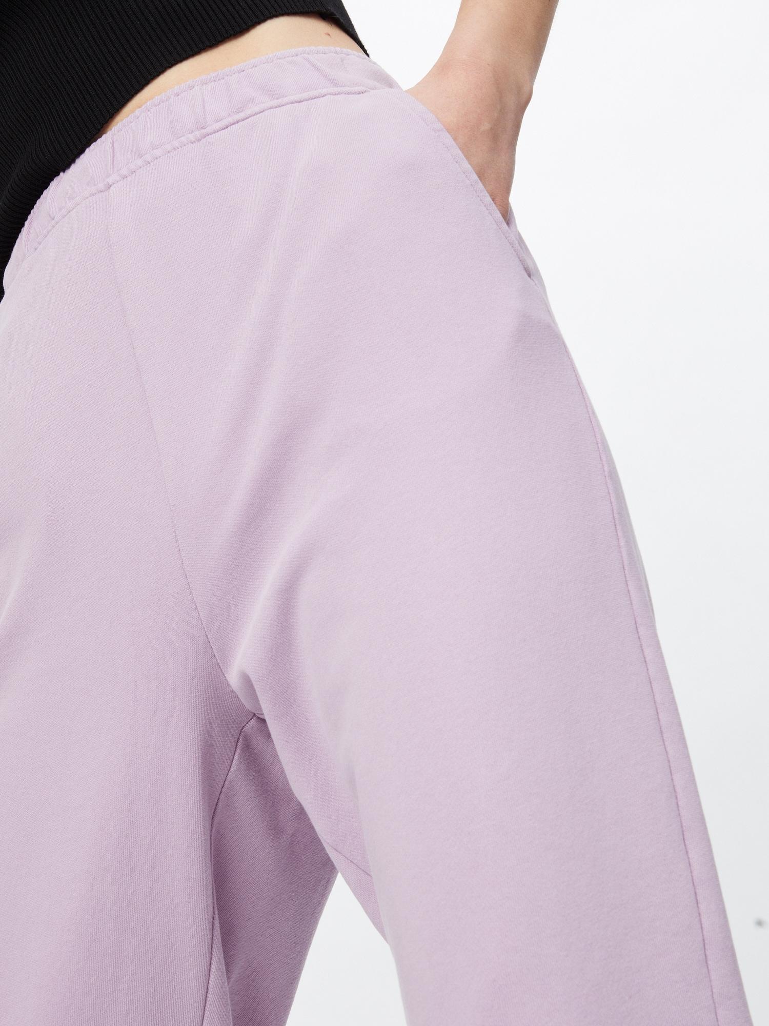 GAP Nohavice  pastelovo fialová.