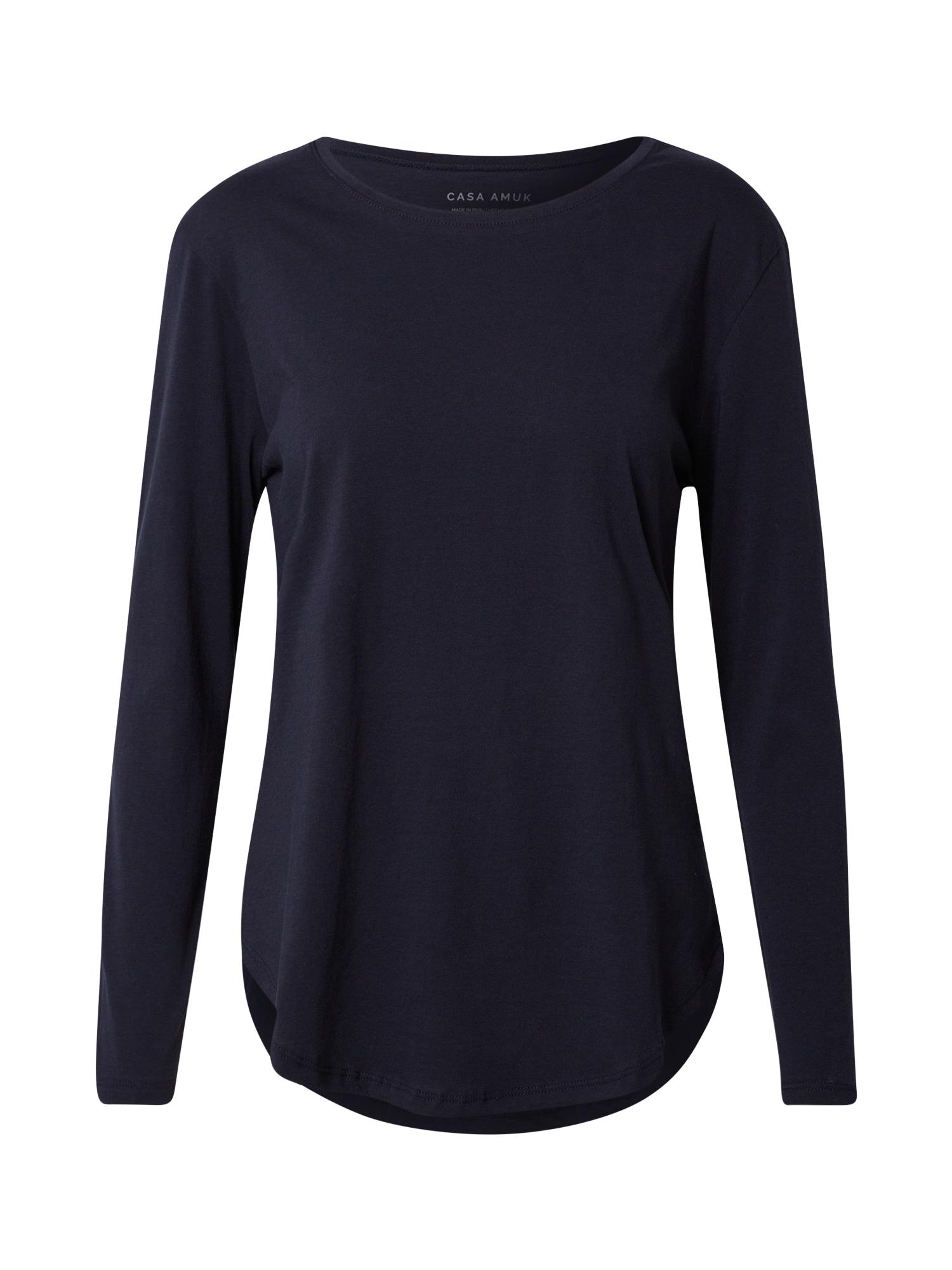 CASA AMUK Marškinėliai tamsiai mėlyna