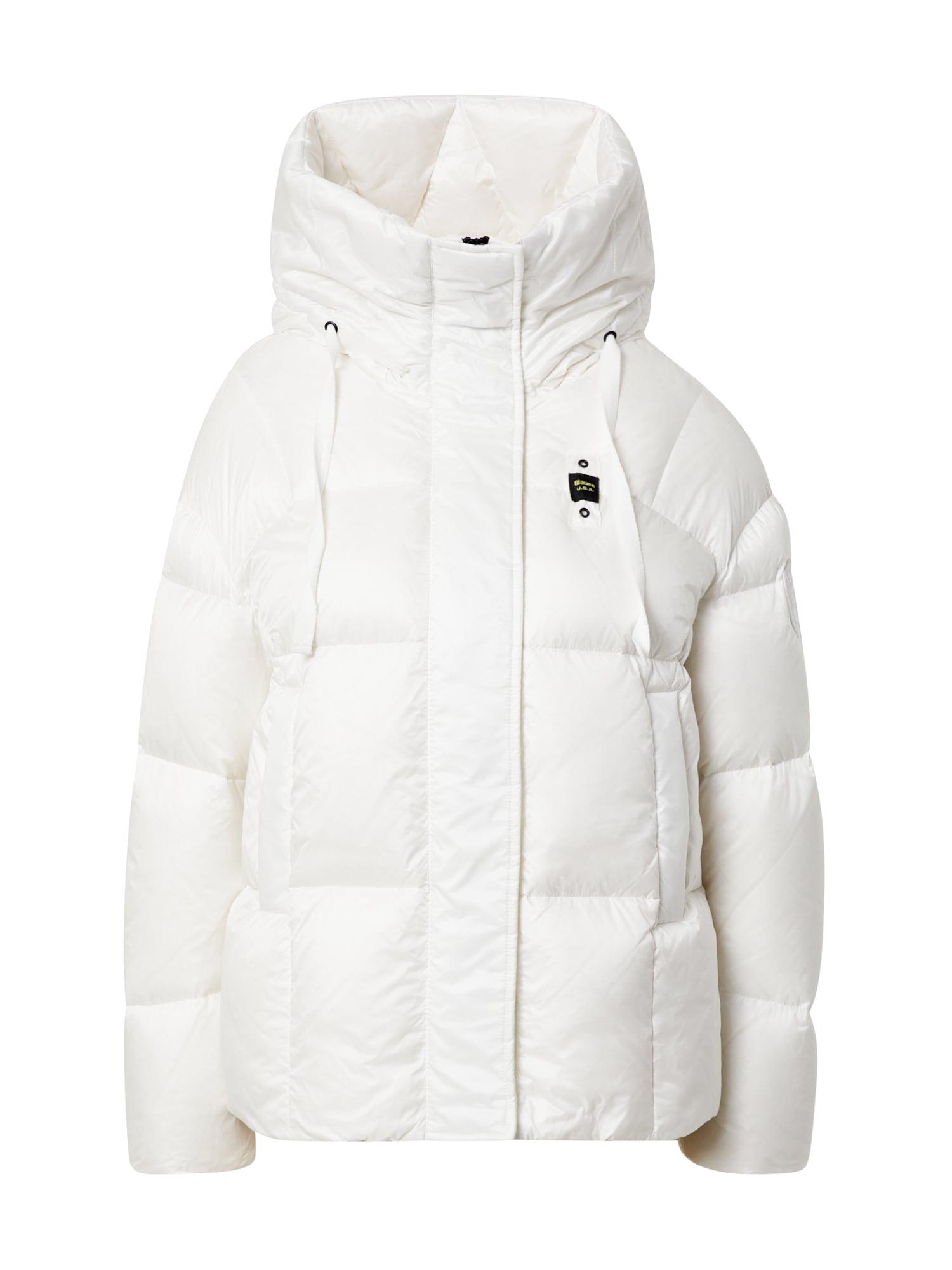 Blauer.USA Žieminė striukė balta