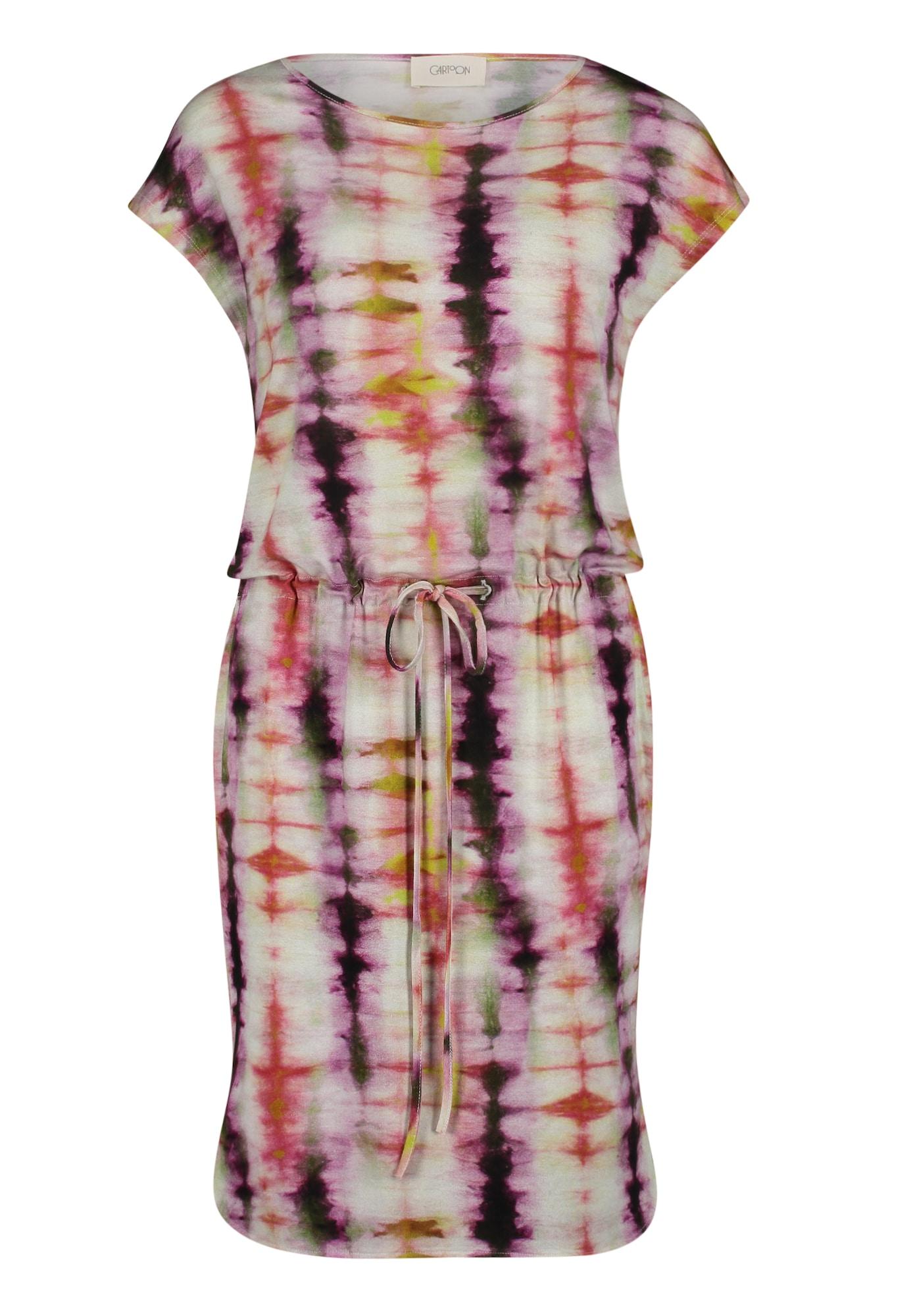 Cartoon Kokteilinė suknelė kremo