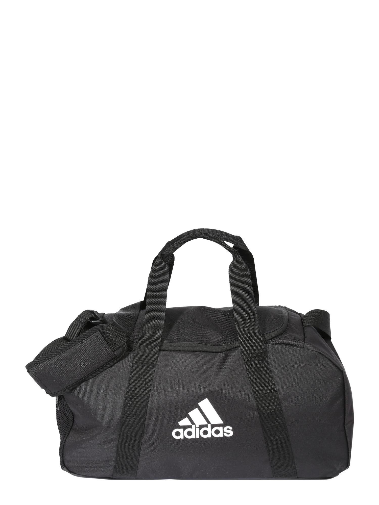 ADIDAS PERFORMANCE Sportinis krepšys balta / antracito