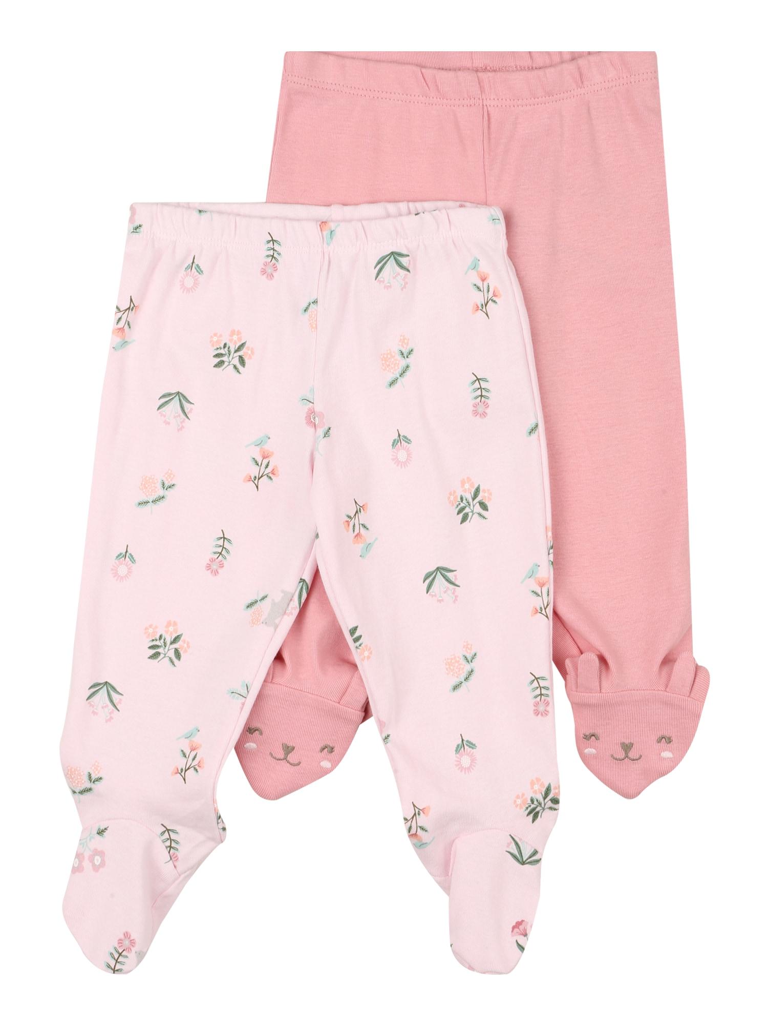 Carter's Kelnės 'BOTTOMS' rožinė / šviesiai rožinė