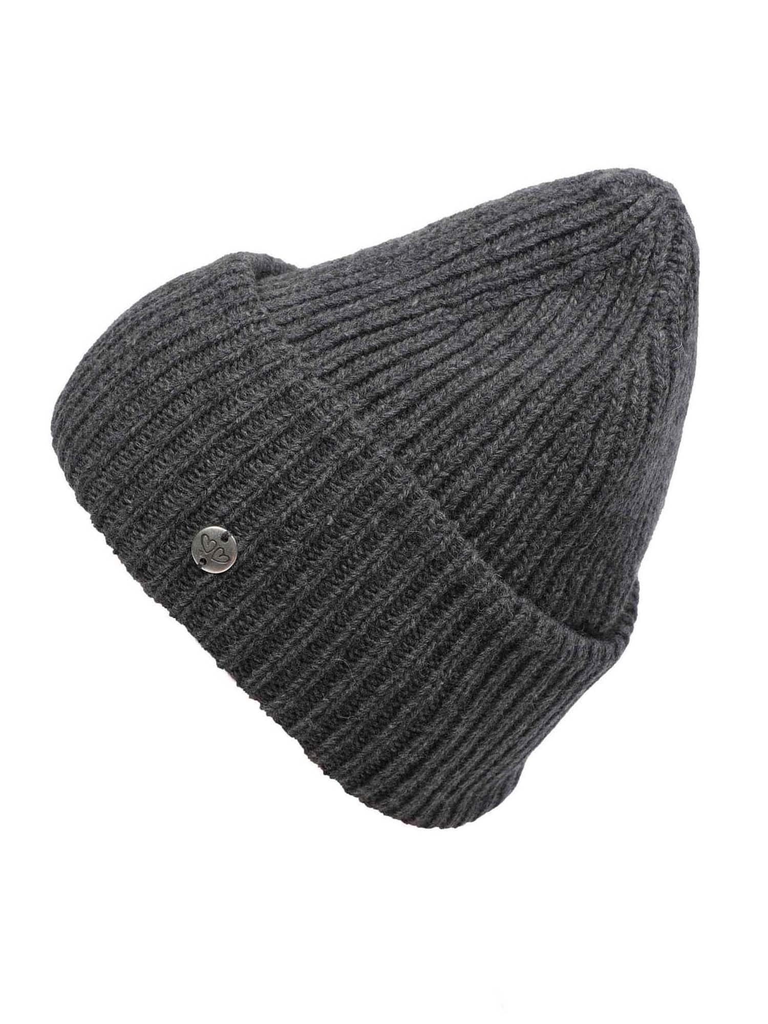 Zwillingsherz Megzta kepurė antracito