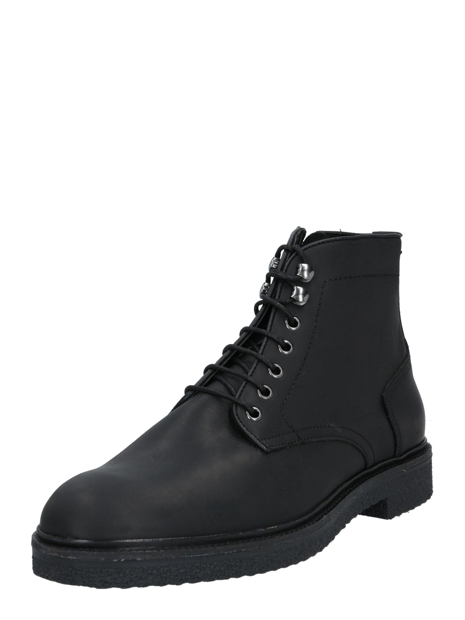 Hudson London Auliniai batai su raišteliais