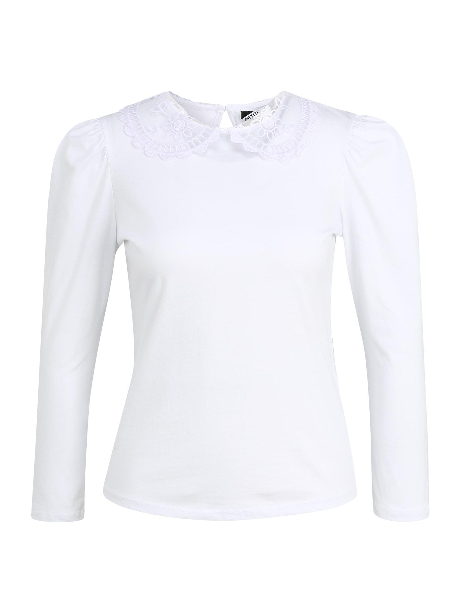 Dorothy Perkins (Petite) Marškinėliai balta