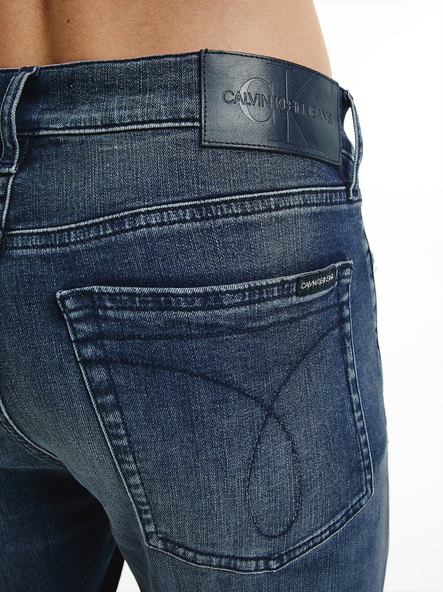 Calvin Klein Jeans Džínsy  modrá denim.