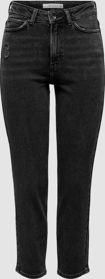 Kdy Kaja hochtaillierte, gerade geschnittene knöchellange Jeans