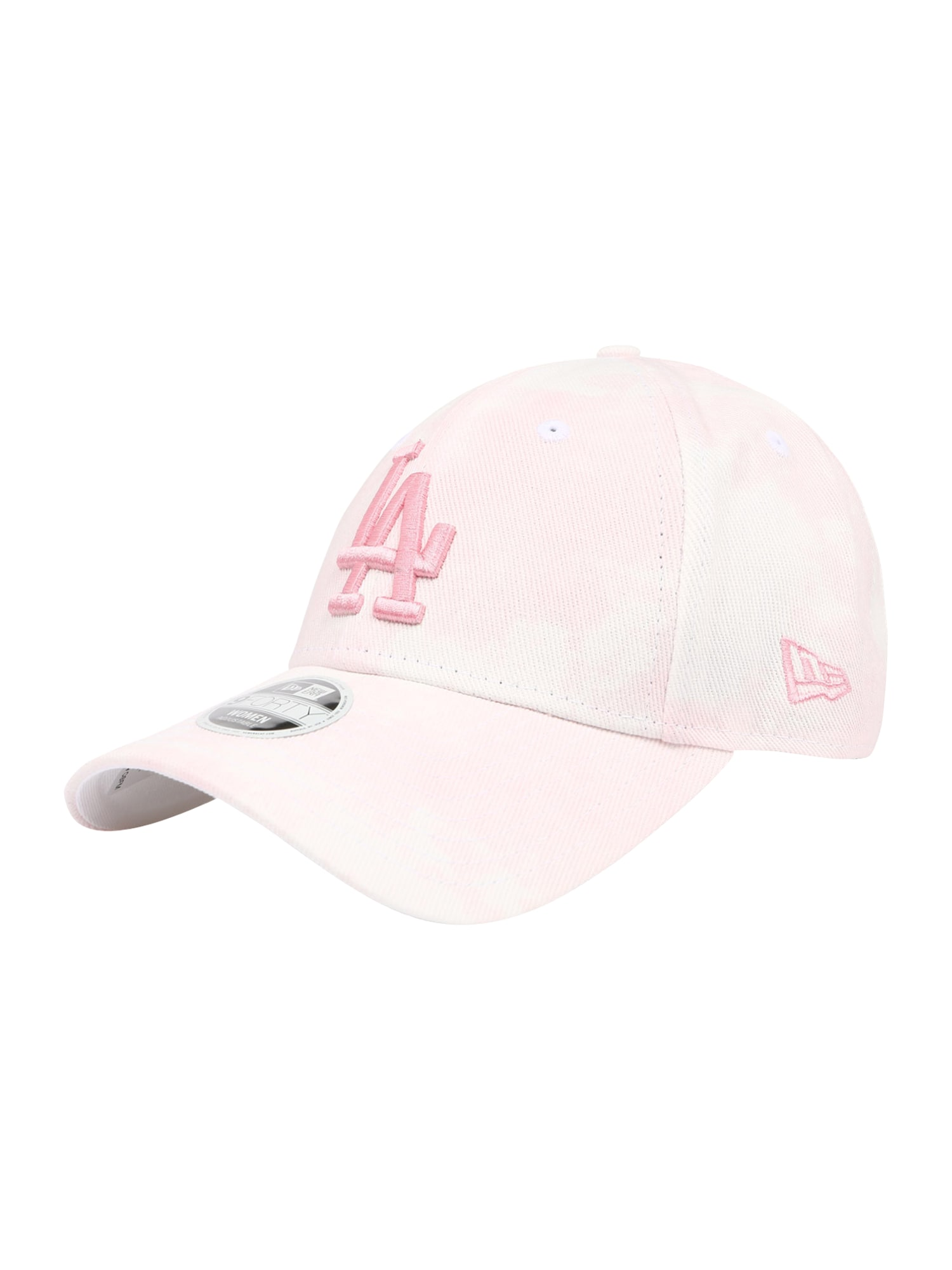 NEW ERA Kepurė balta / rožių spalva