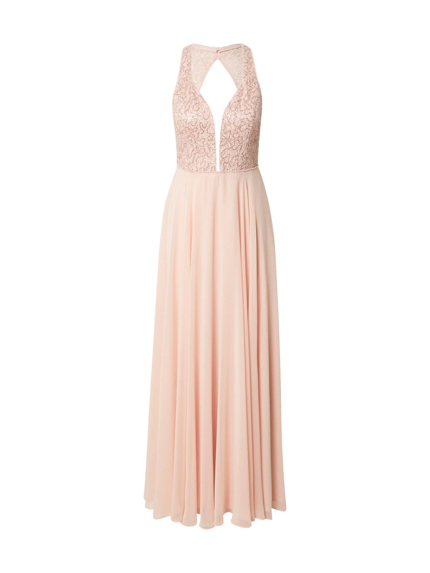 VM Vera Mont Vakarinė suknelė rožių spalva