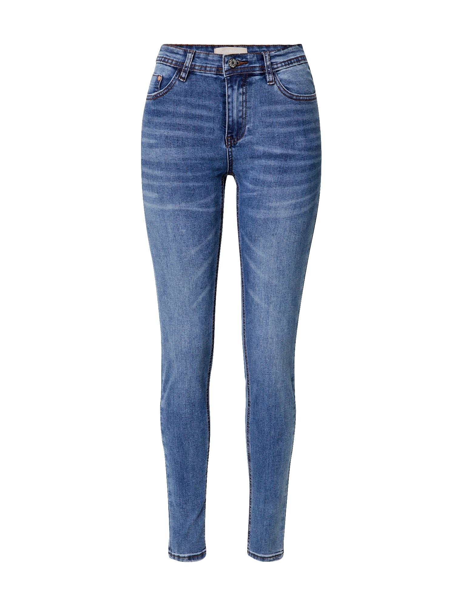 Soft Rebels Džinsai tamsiai (džinso) mėlyna