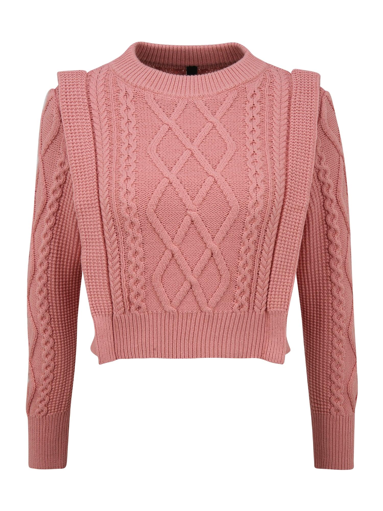 Y.A.S (Petite) Megztinis rožių spalva