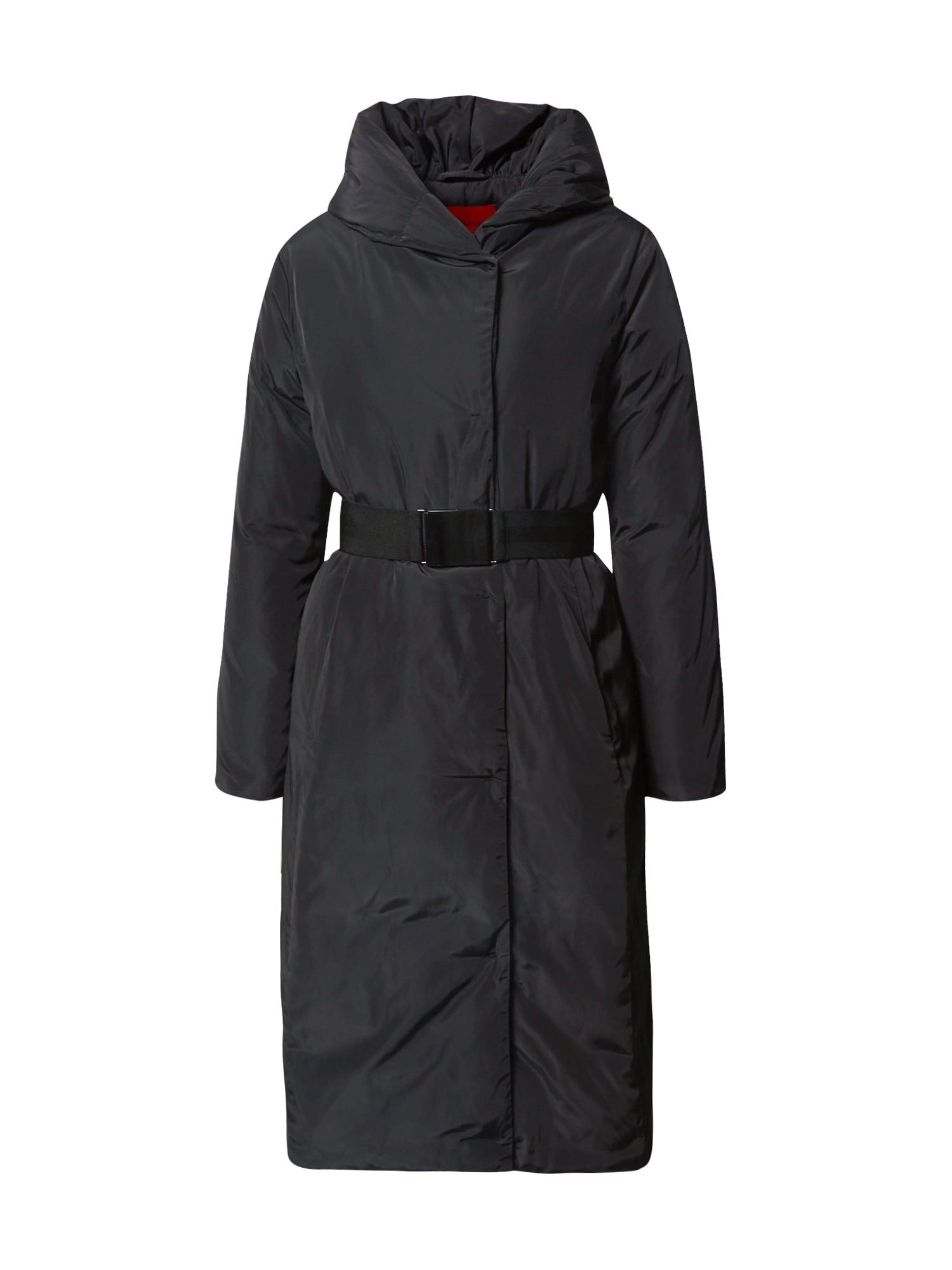MAX&Co. Přechodný kabát 'Betty'  černá