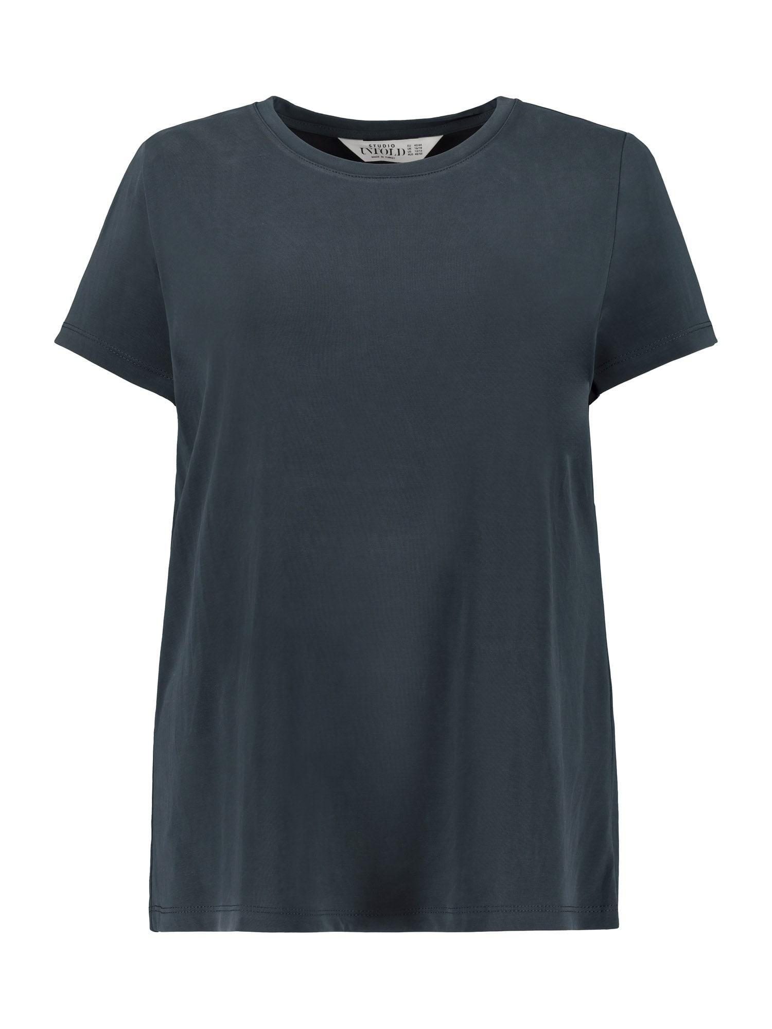 Studio Untold Marškinėliai juoda