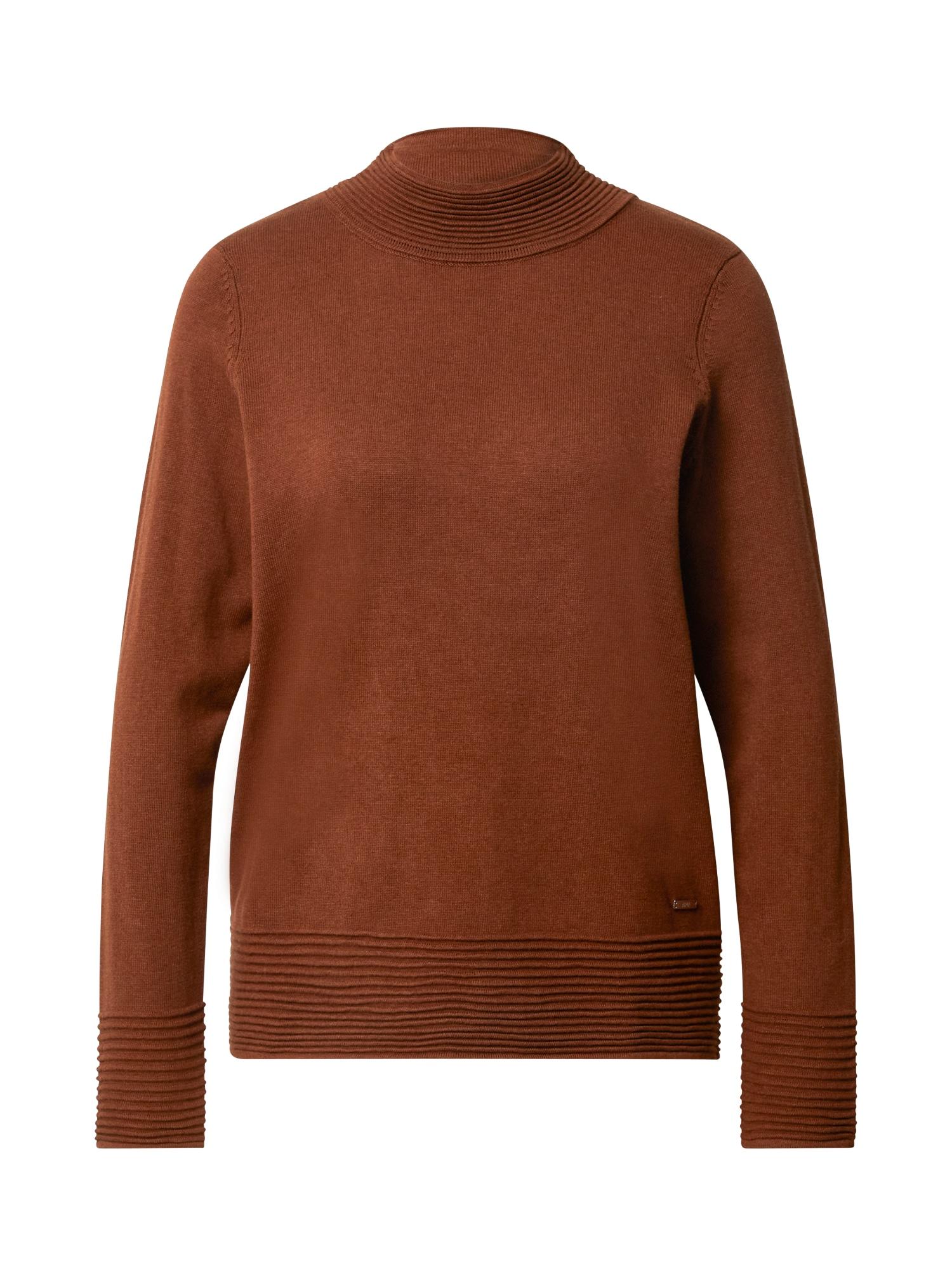 ESPRIT Megztinis karamelės