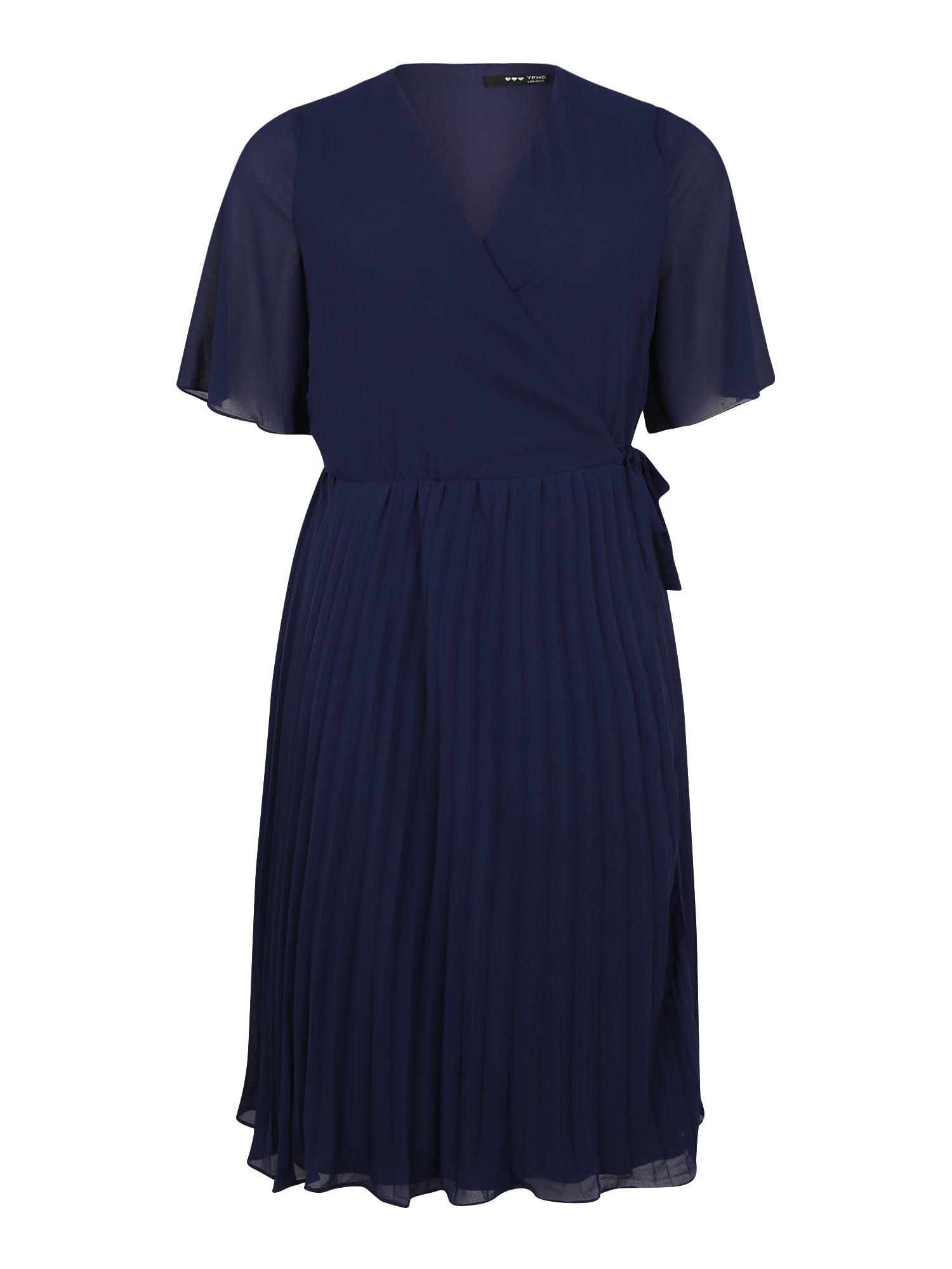 TFNC Plus Šaty 'Belo'  námořnická modř