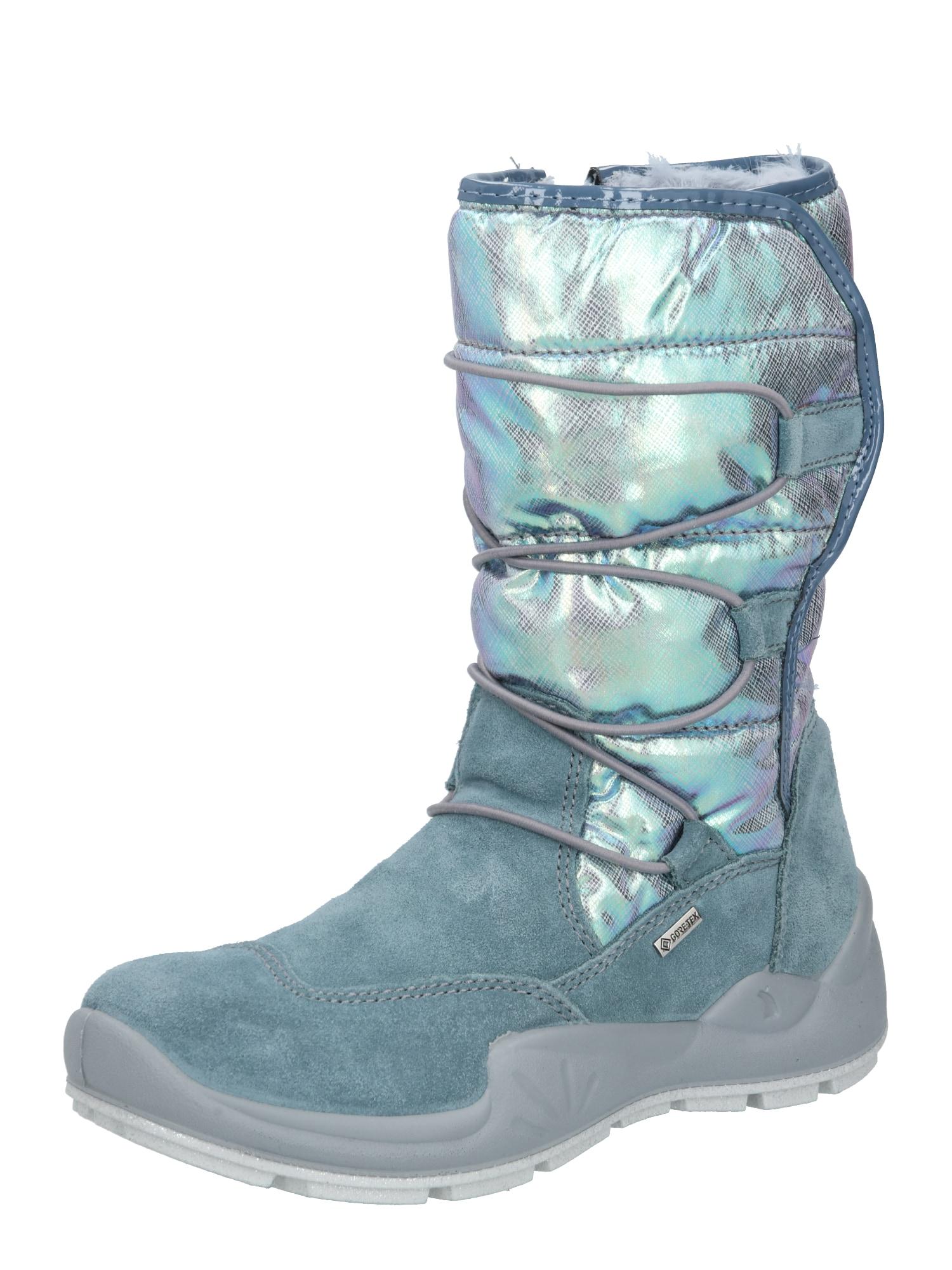 PRIMIGI Sniego batai pastelinė mėlyna